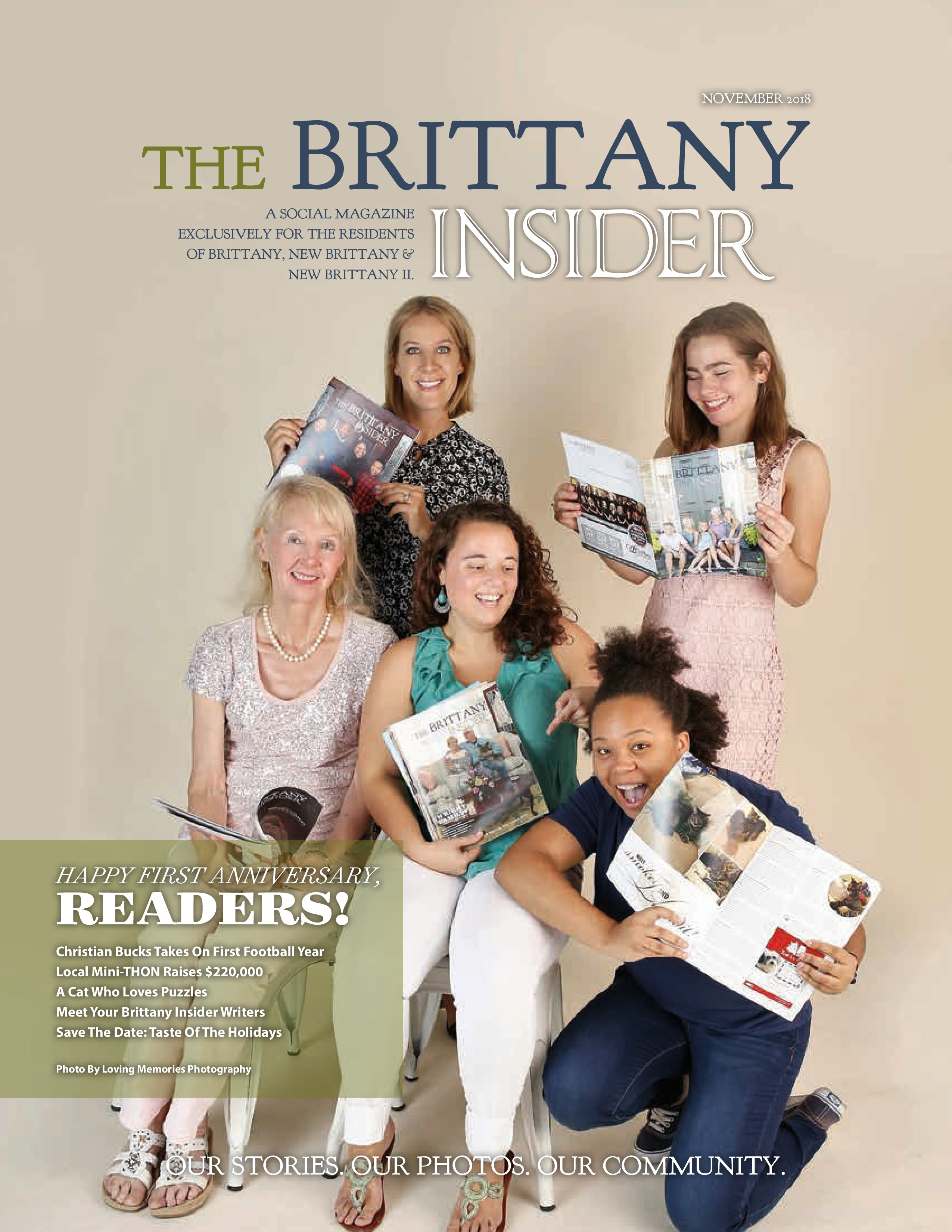 Nov 2018 the brittany insider page 1