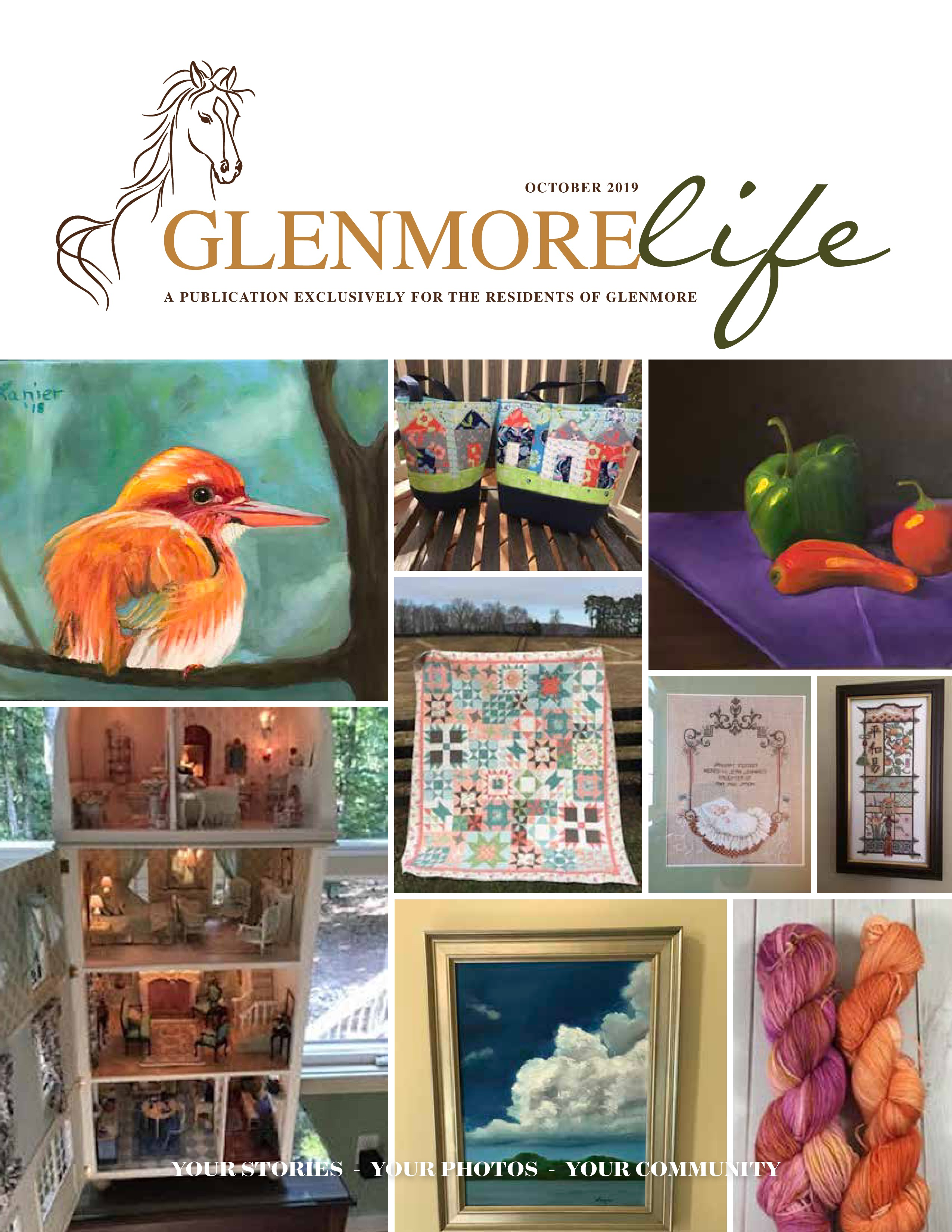 Oct 2019 glenmore life page 1