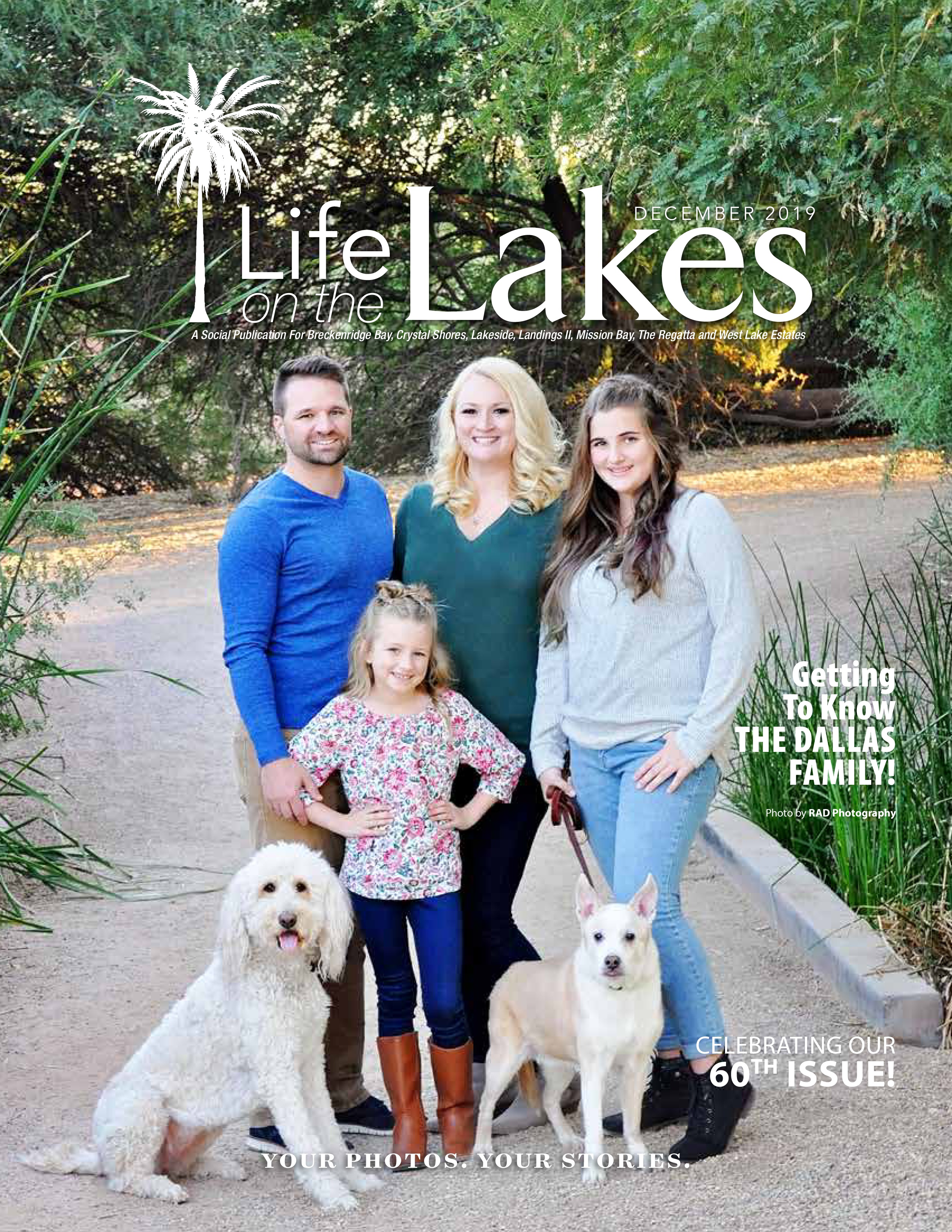 Dec 2019 life on the lakes page 1