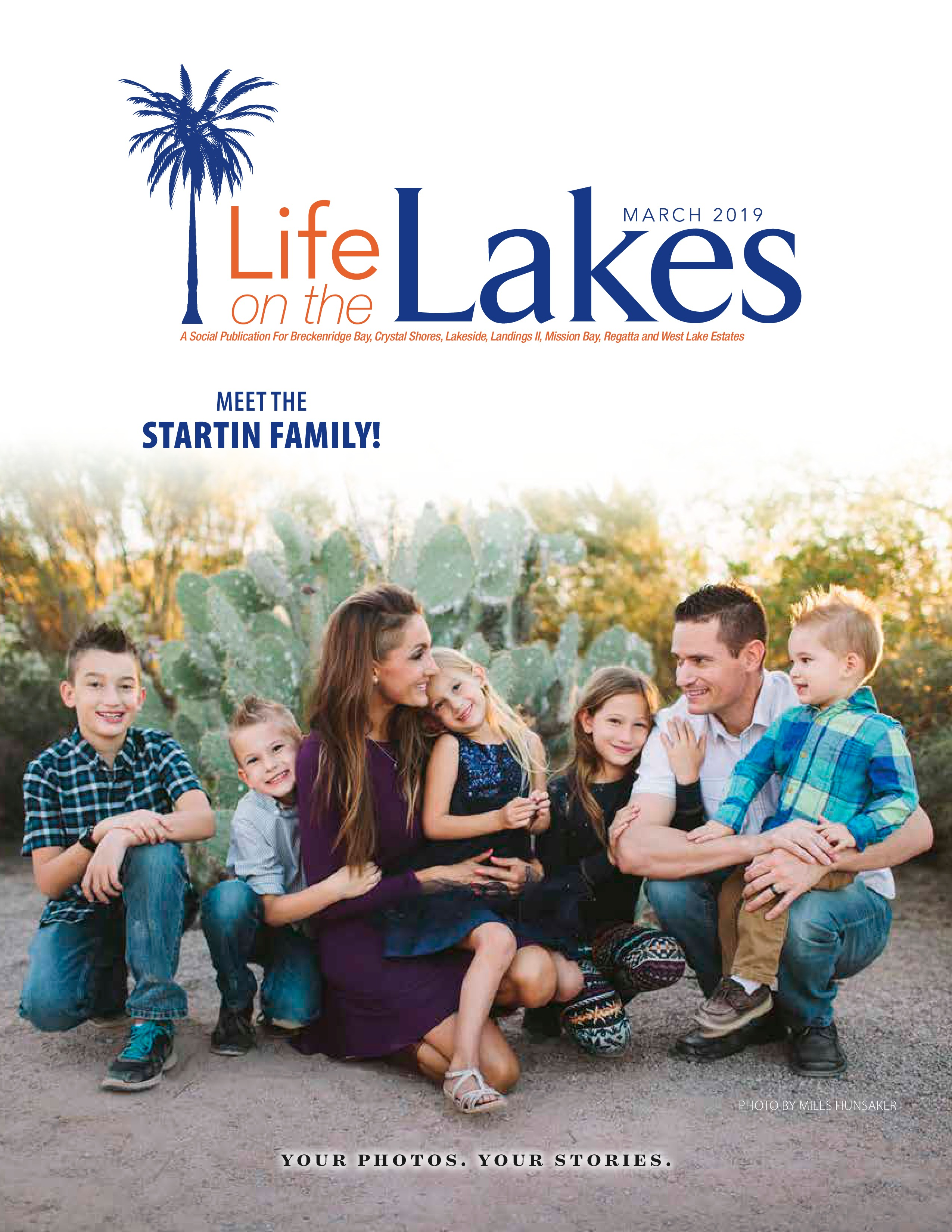 Mar 2019 life on the lakes page 1