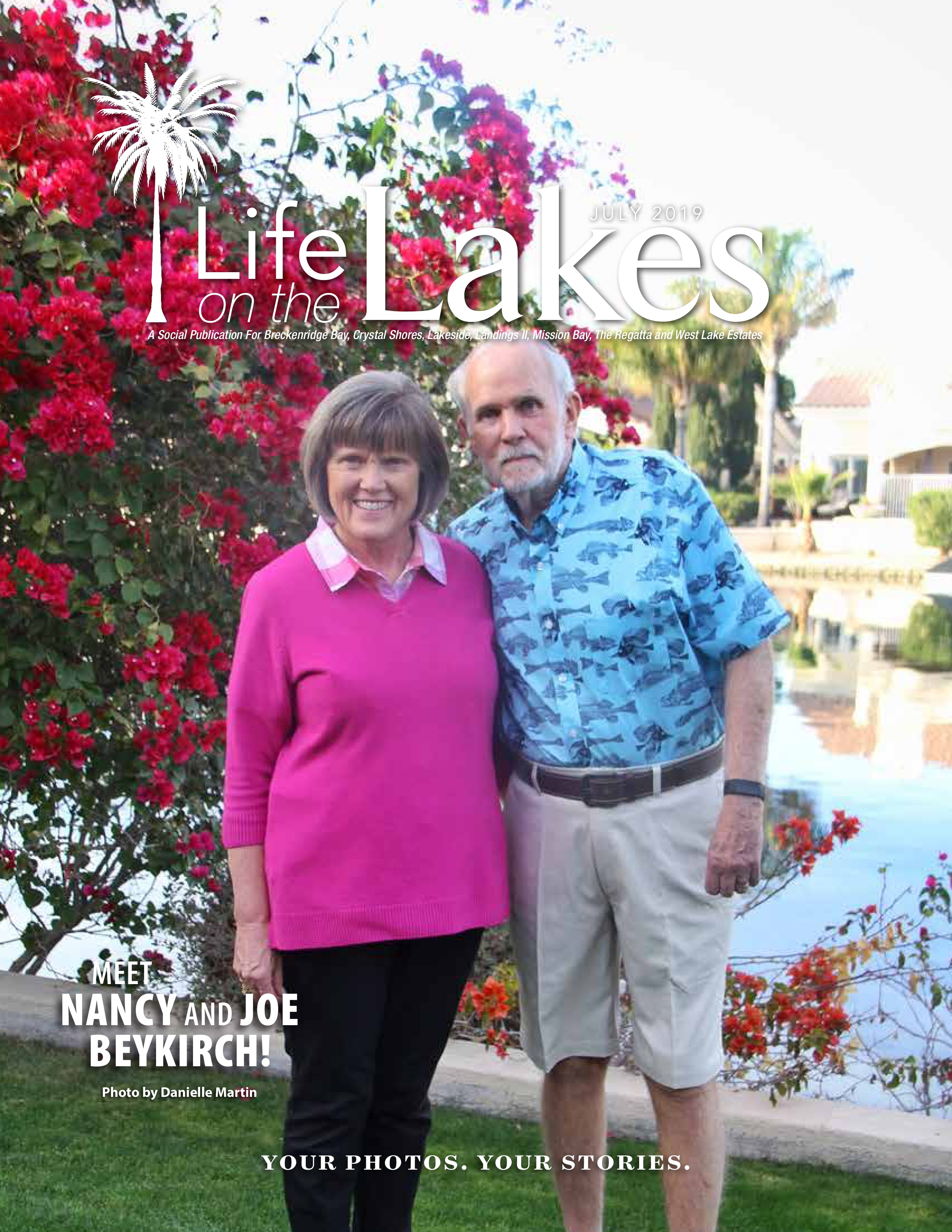 Jul 2019 life on the lakes page 1