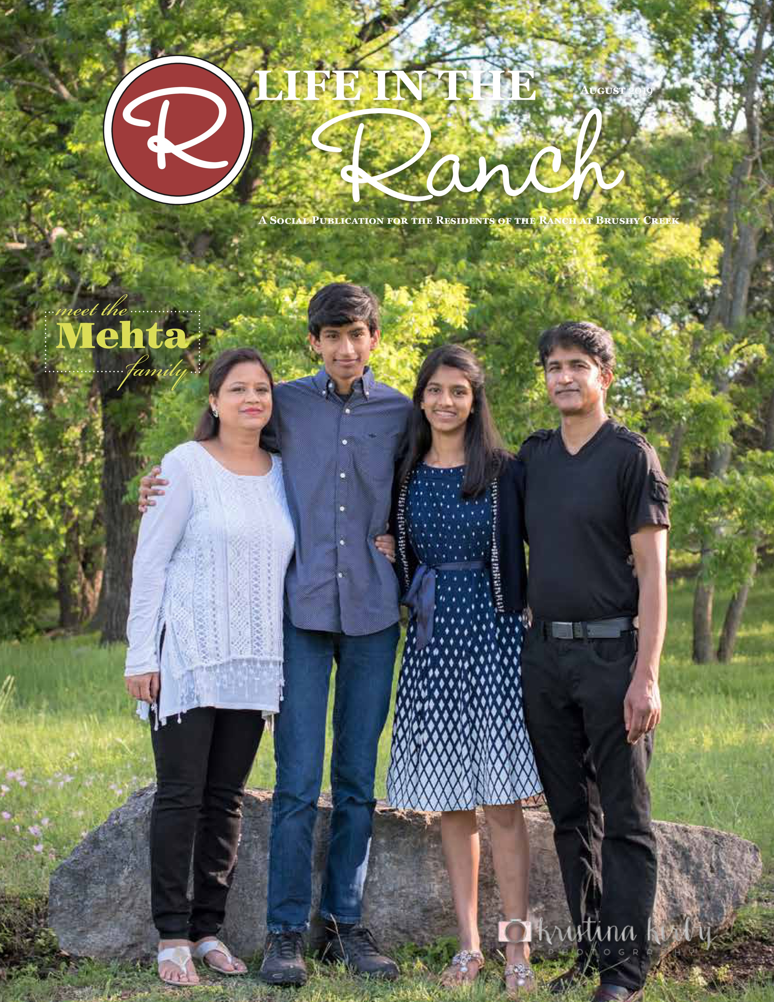 Aug 2019 life in the ranch page 1