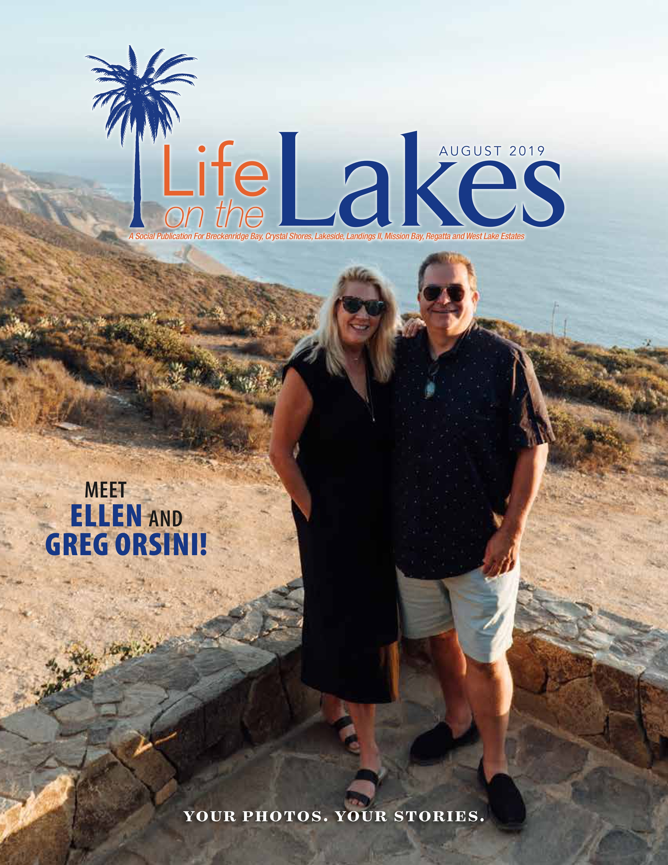 Aug 2019 life on the lakes page 1