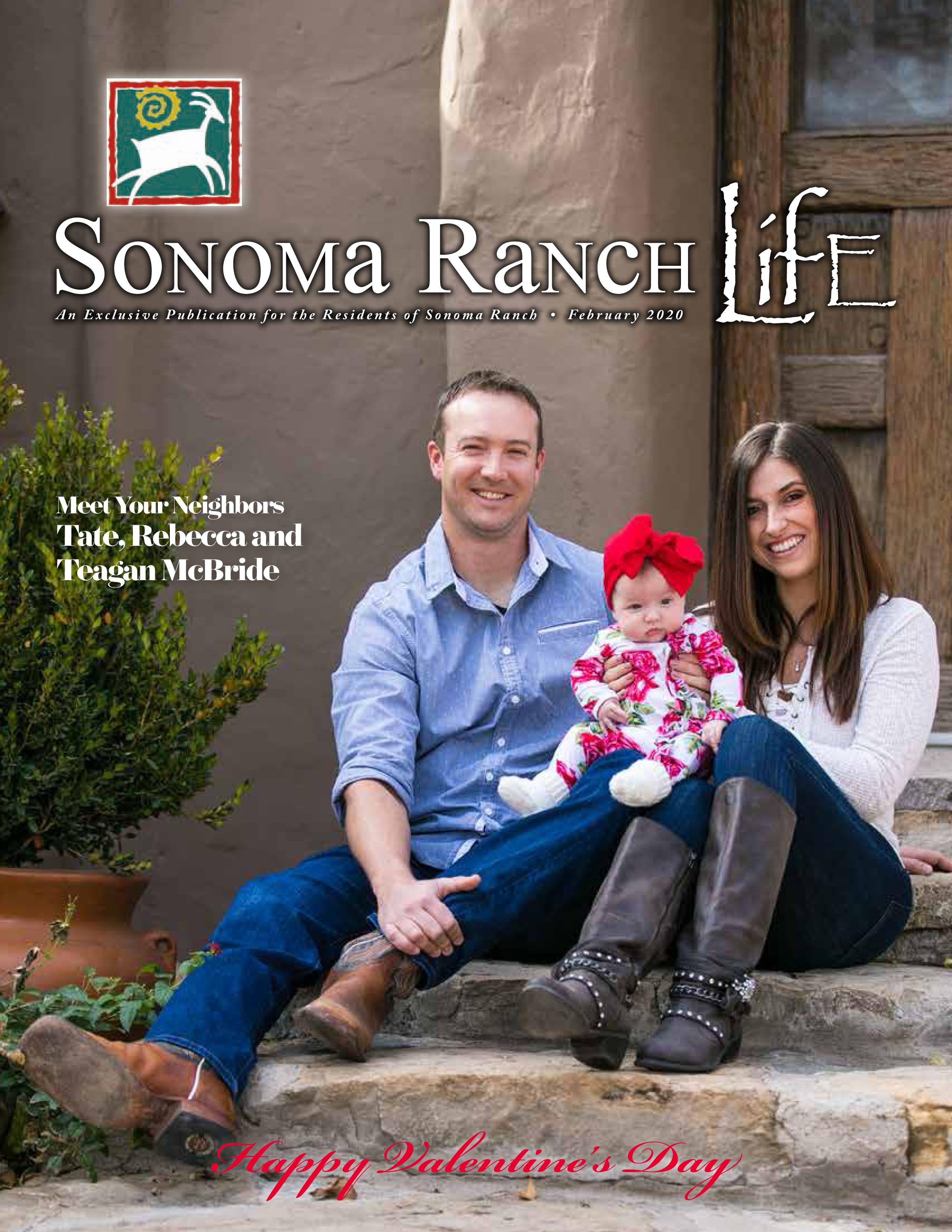 Feb 2020 sonoma ranch life page 1