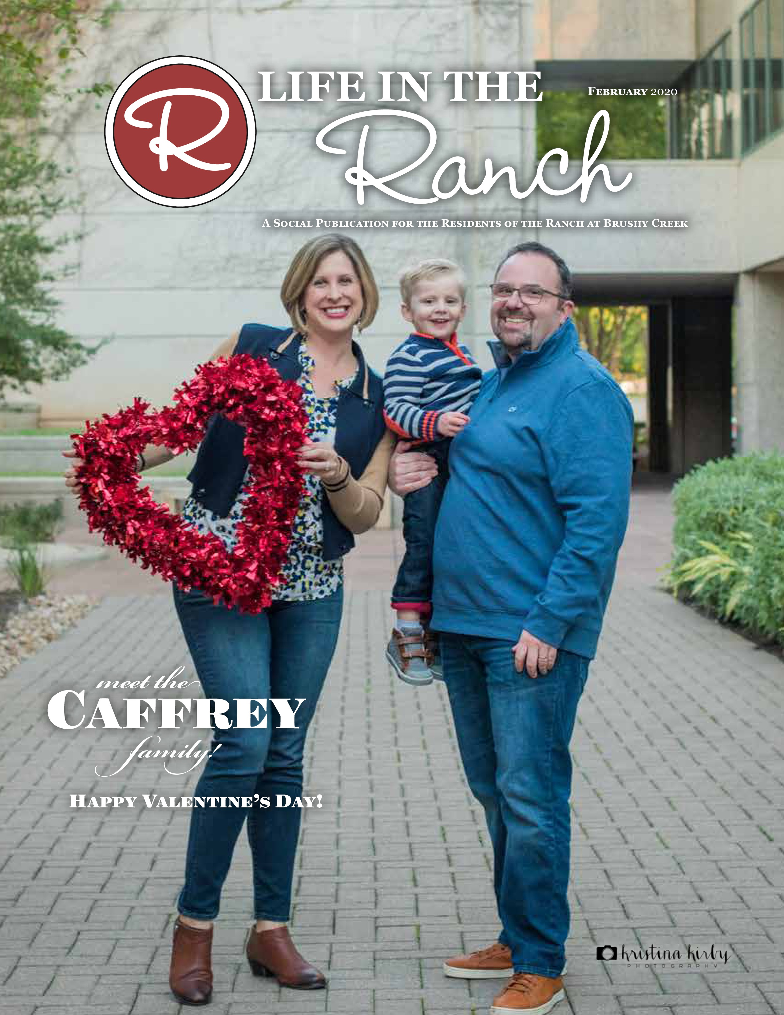 Feb 2020 life in the ranch page 1