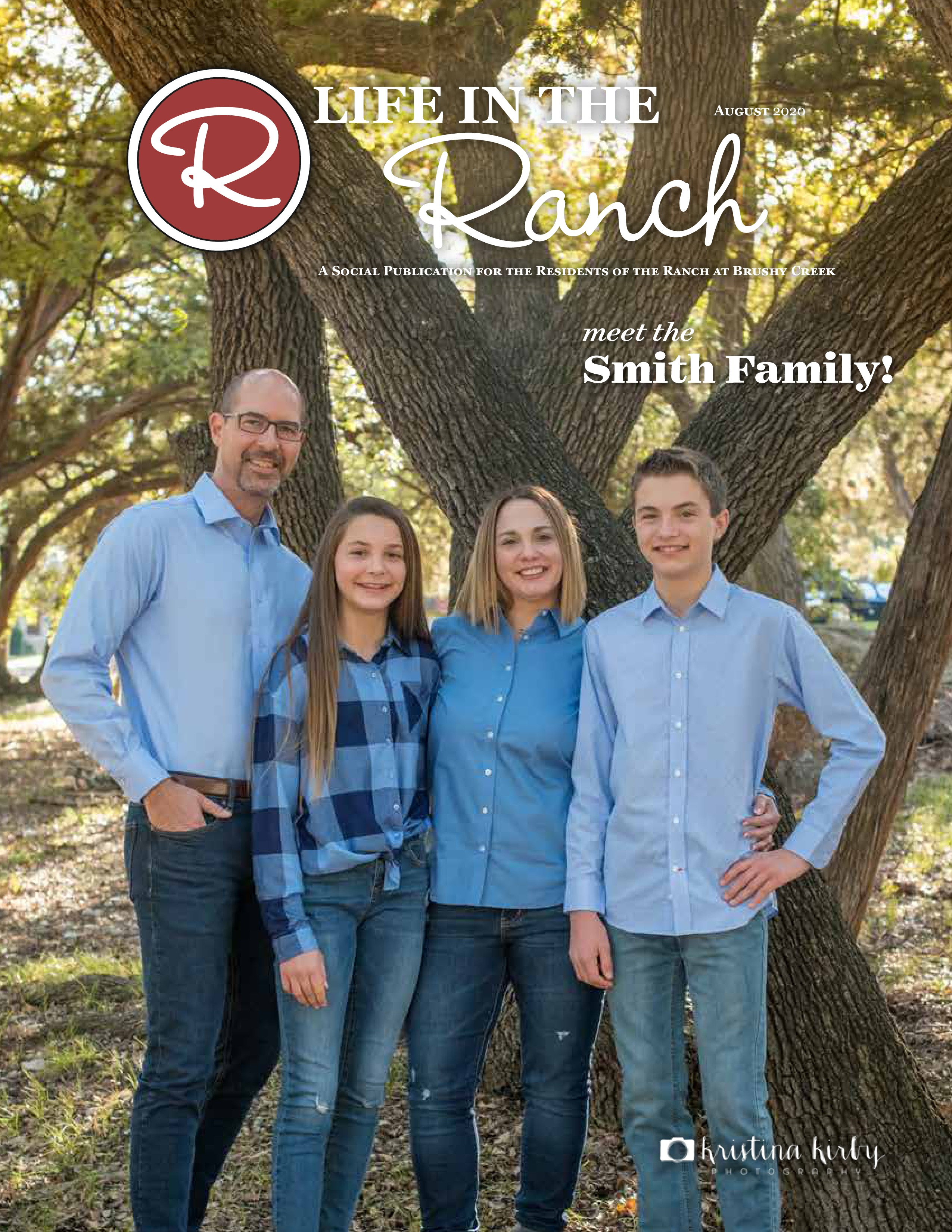 Aug 2020 life in the ranch page 1