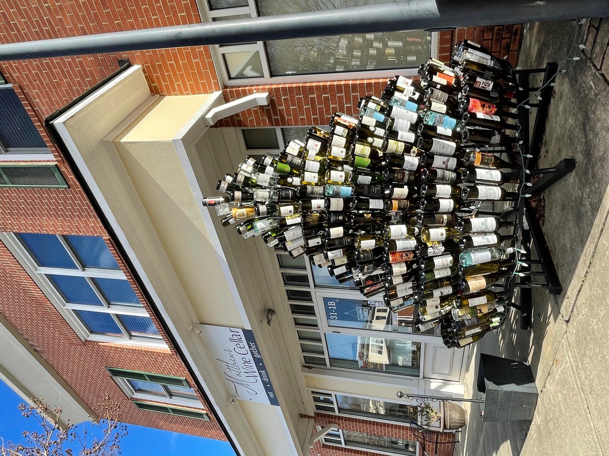 Matthews Wine Cellar – Wine Bottle Tree