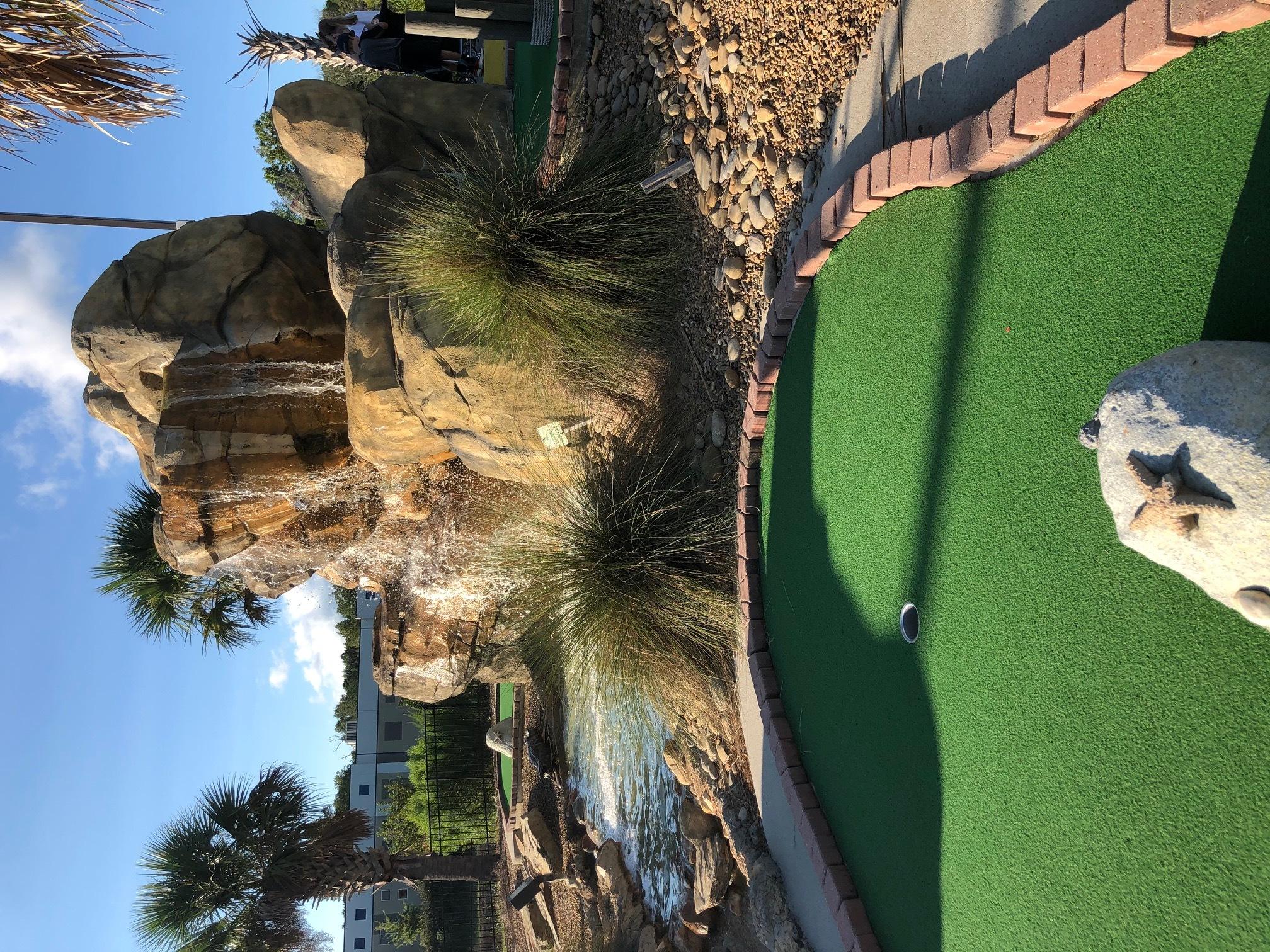 Trails Dynasty Mini Golf