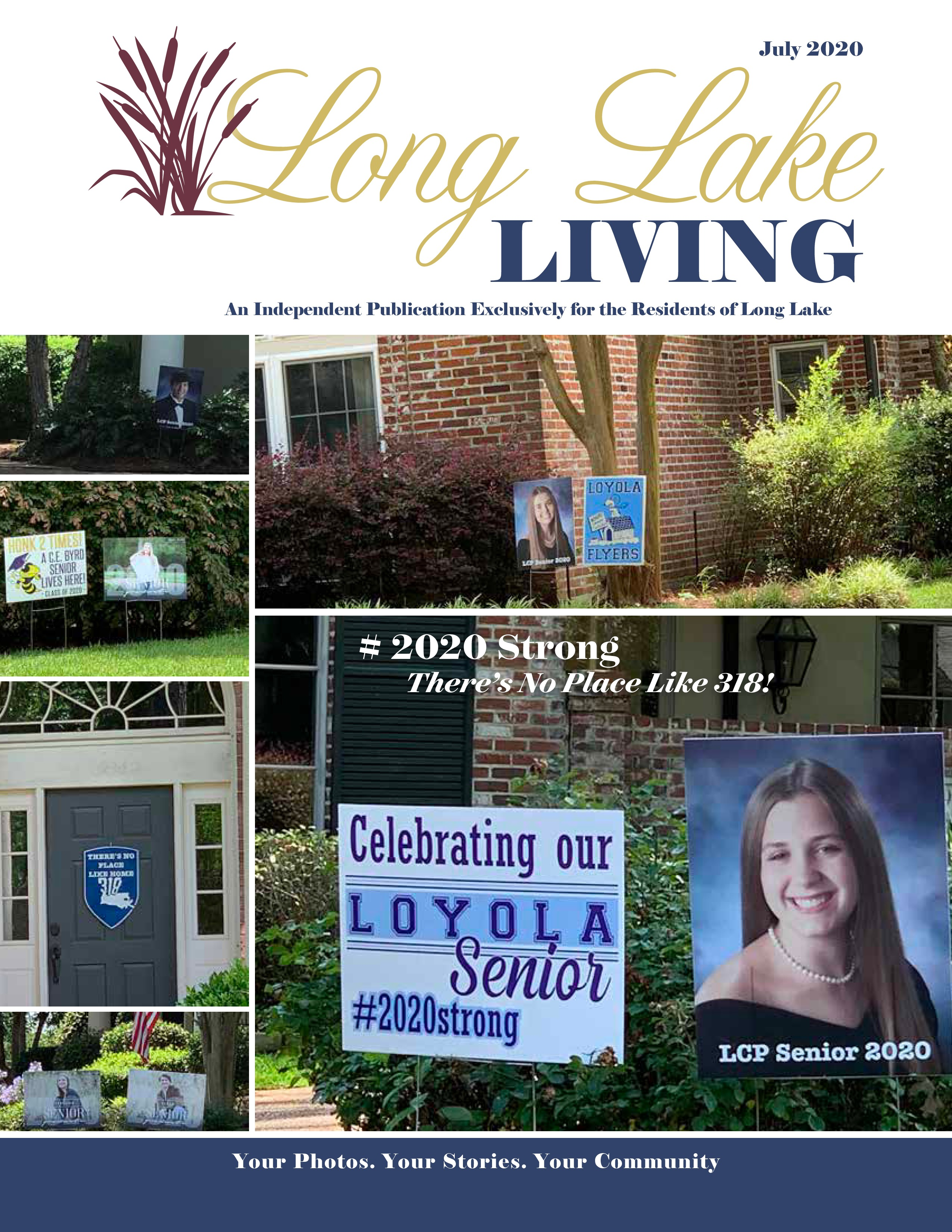 Long Lake Living 2020-07-01