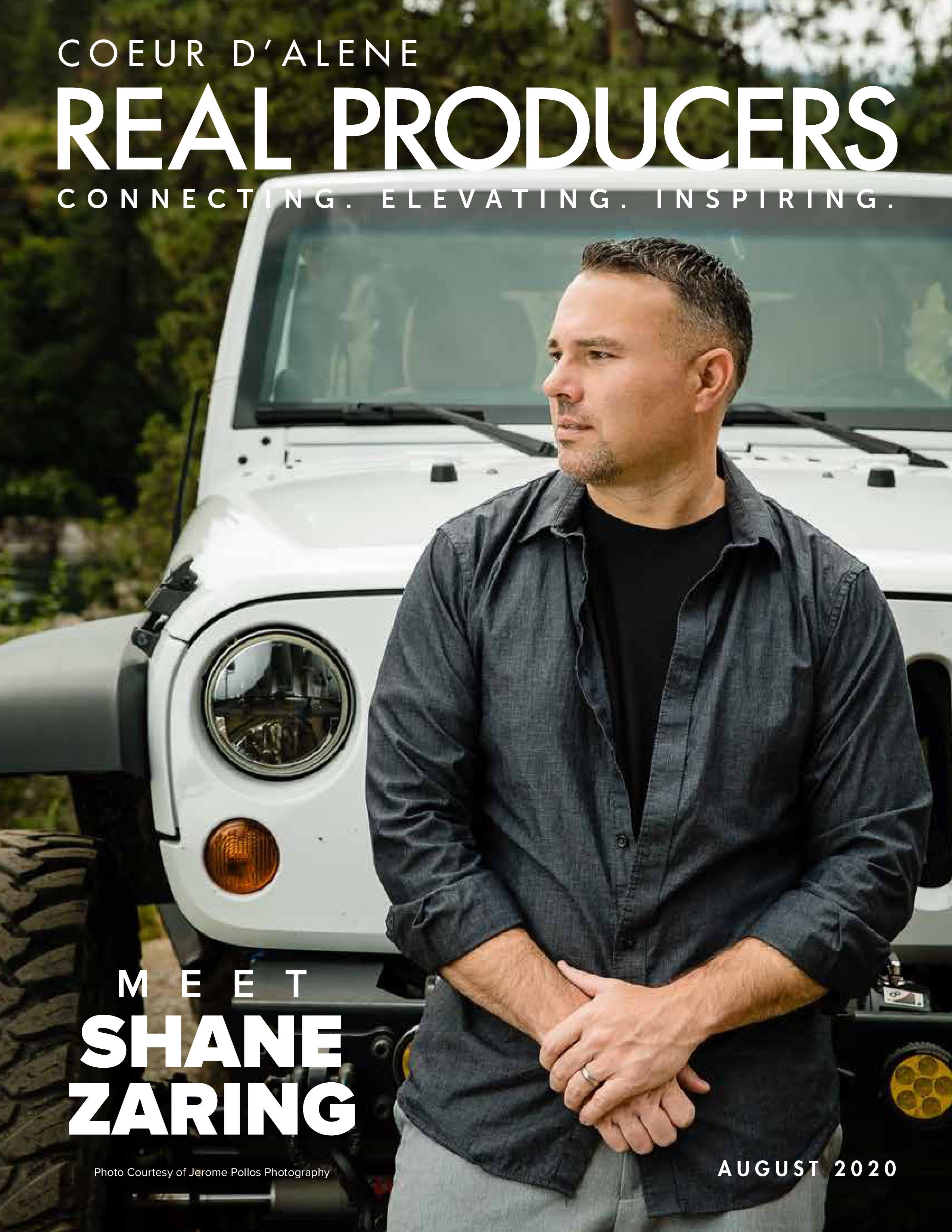 Coeur D'Alene Real Producers 2020-08-01