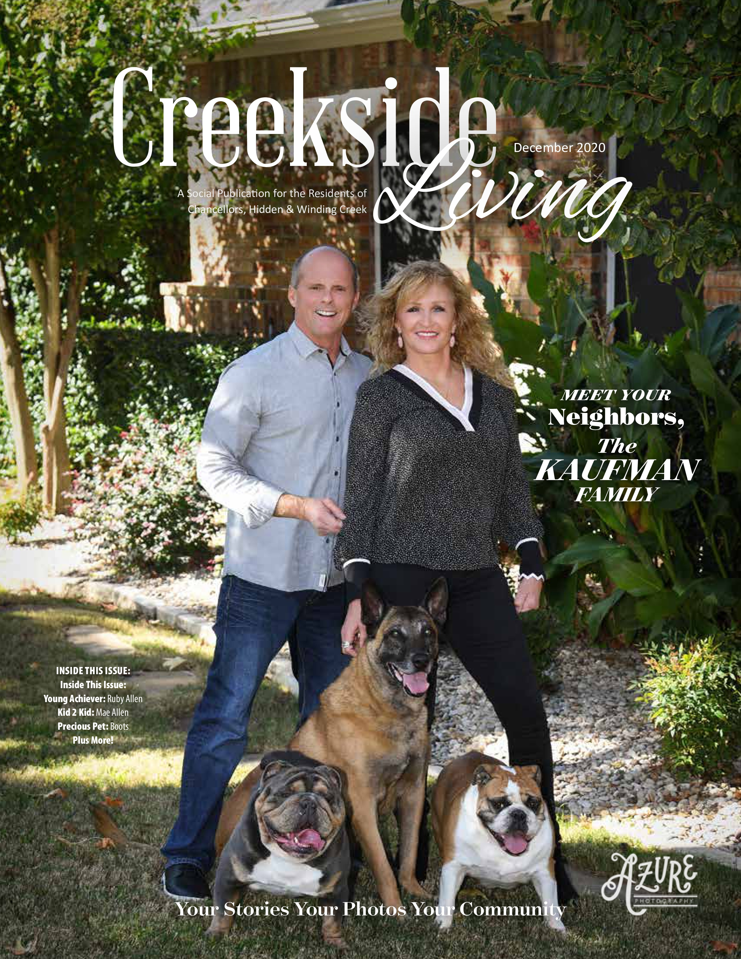 Creekside Living 2020-12-01