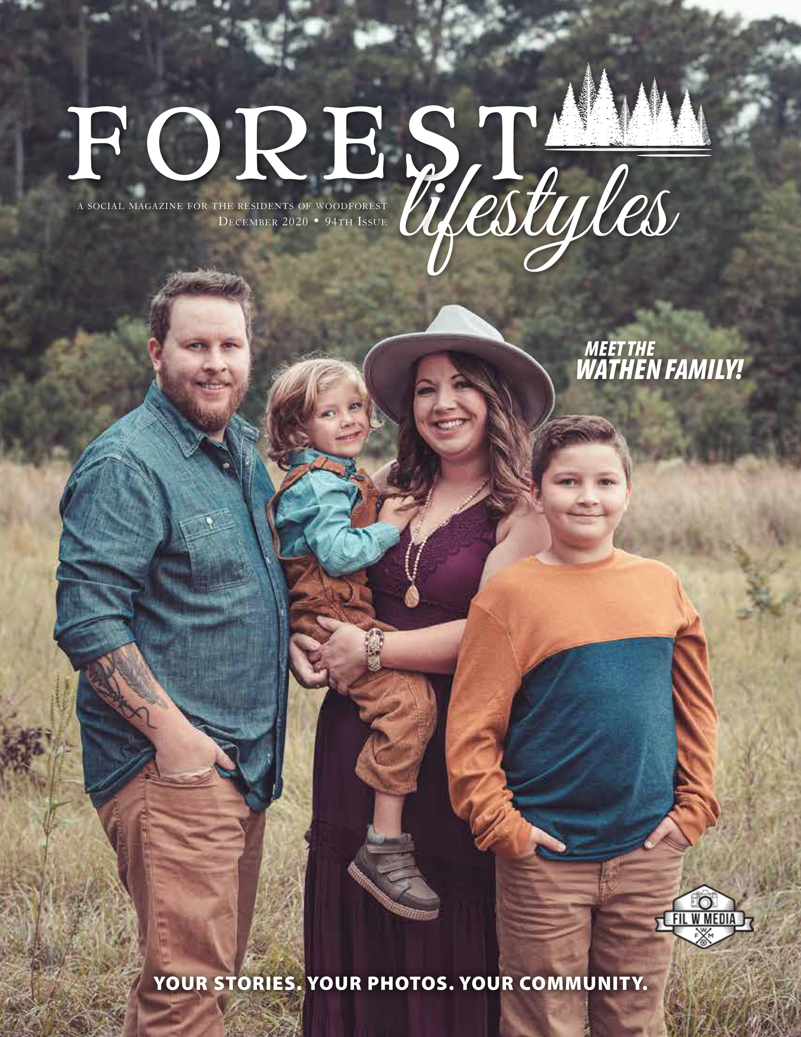 Forest Lifestyles 2020-12-01