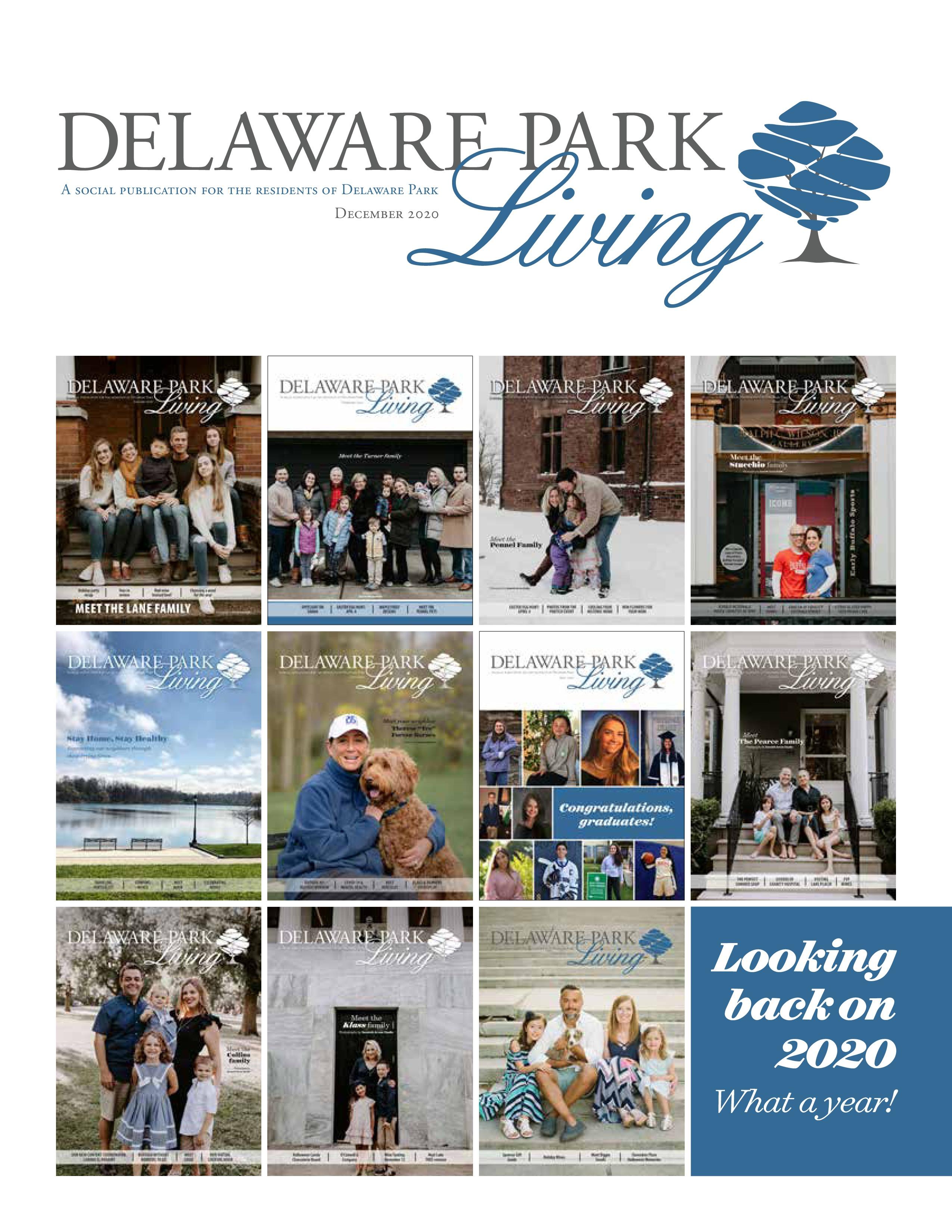 Delaware Park Living 2020-12-01