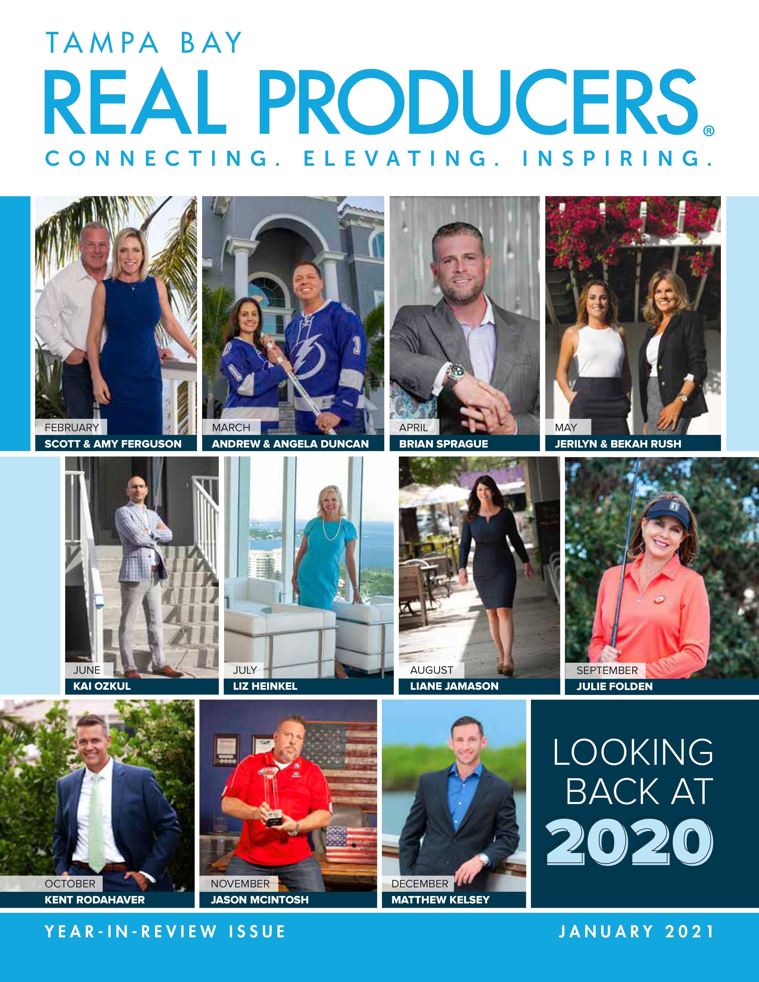 Tampa Bay Real Producers 2021-01-01