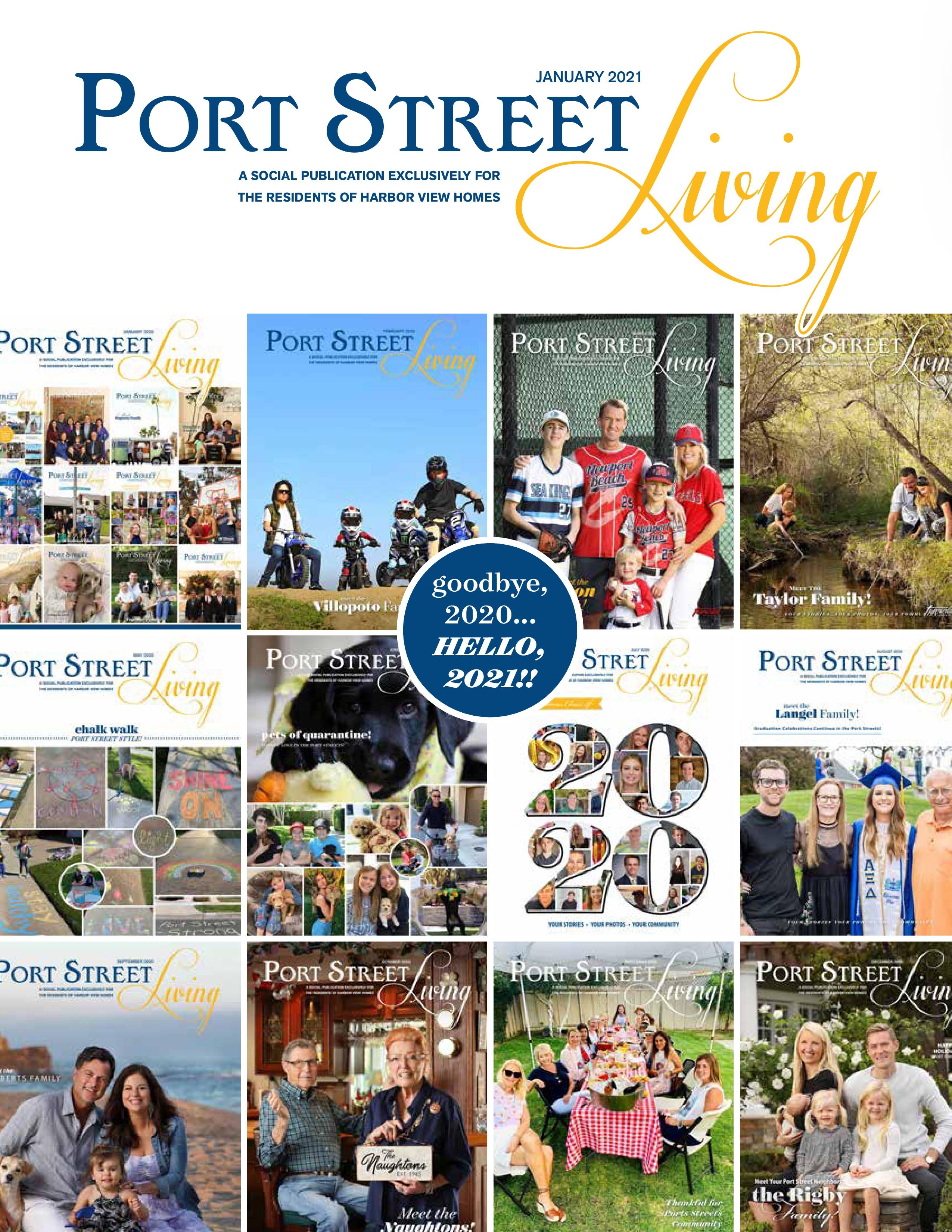 Port Street Living 2021-01-01