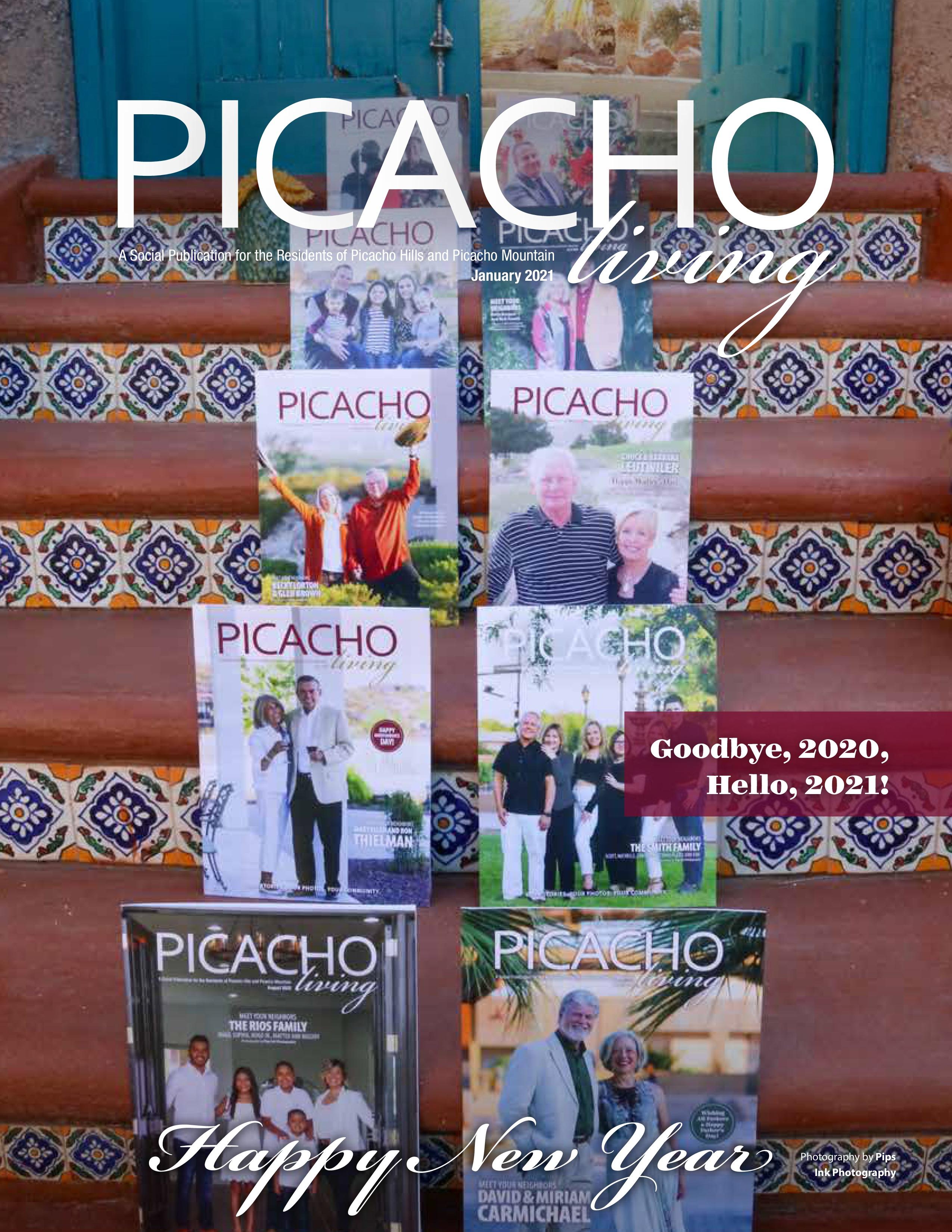 Picacho Living 2021-01-01