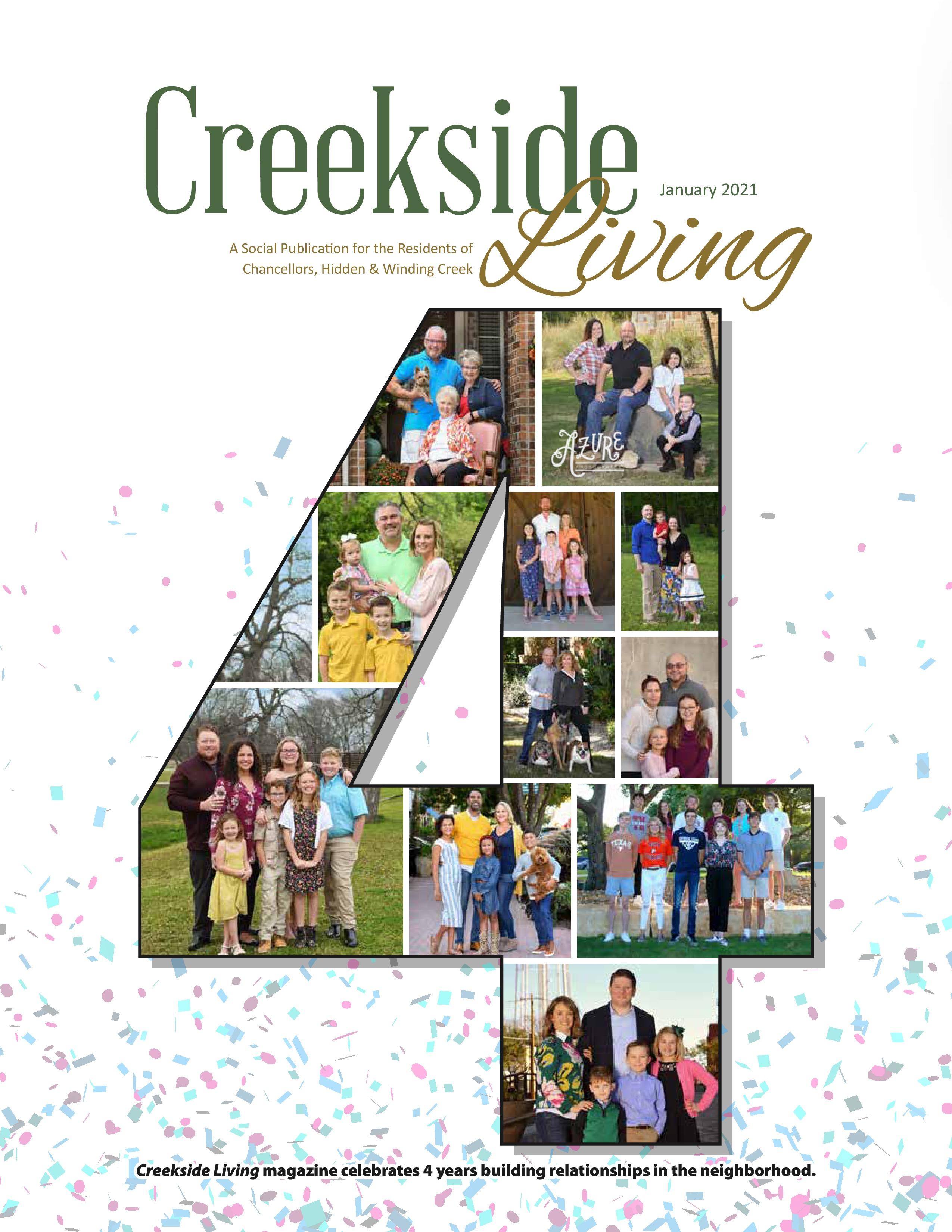 Creekside Living 2021-01-01