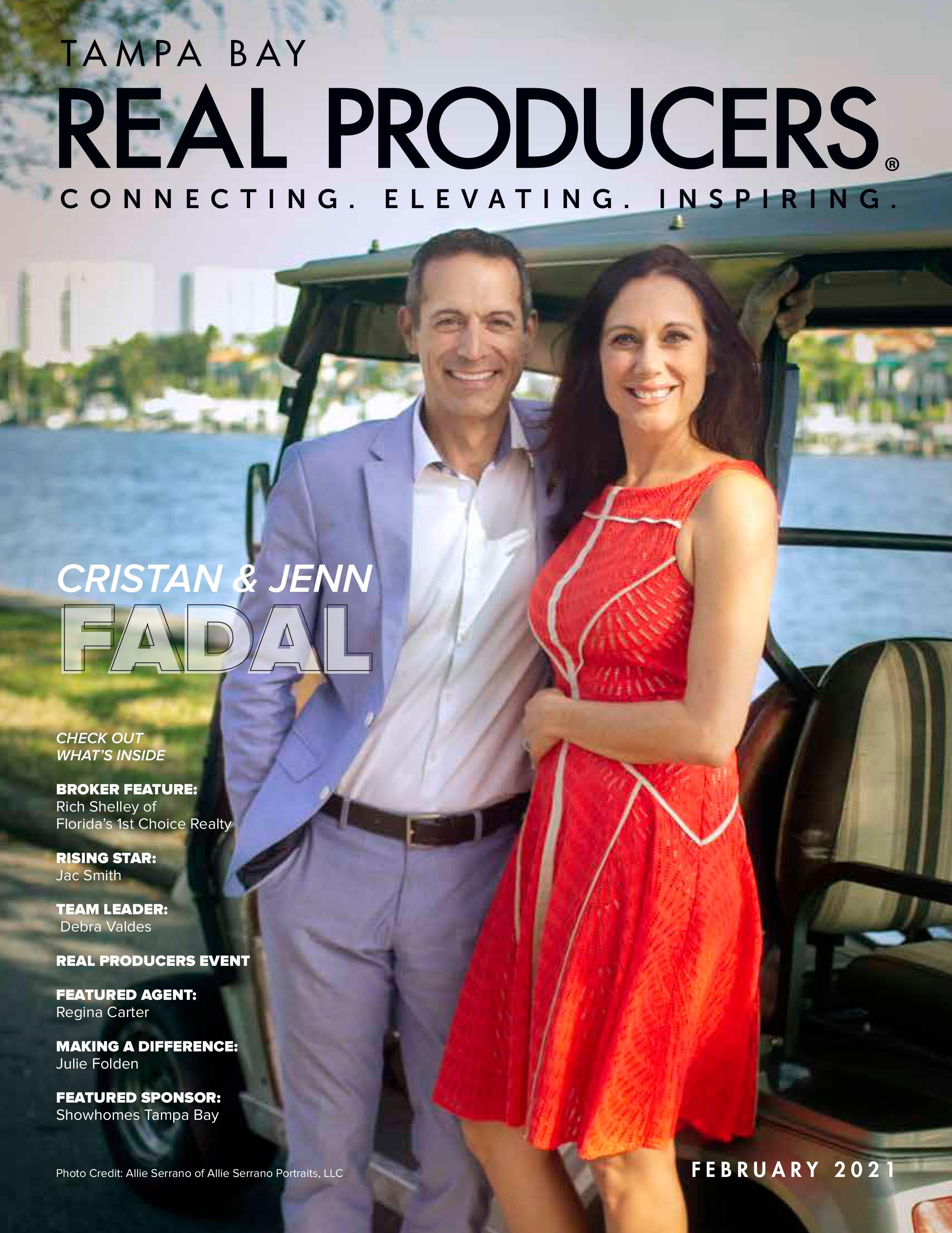 Tampa Bay Real Producers 2021-02-01