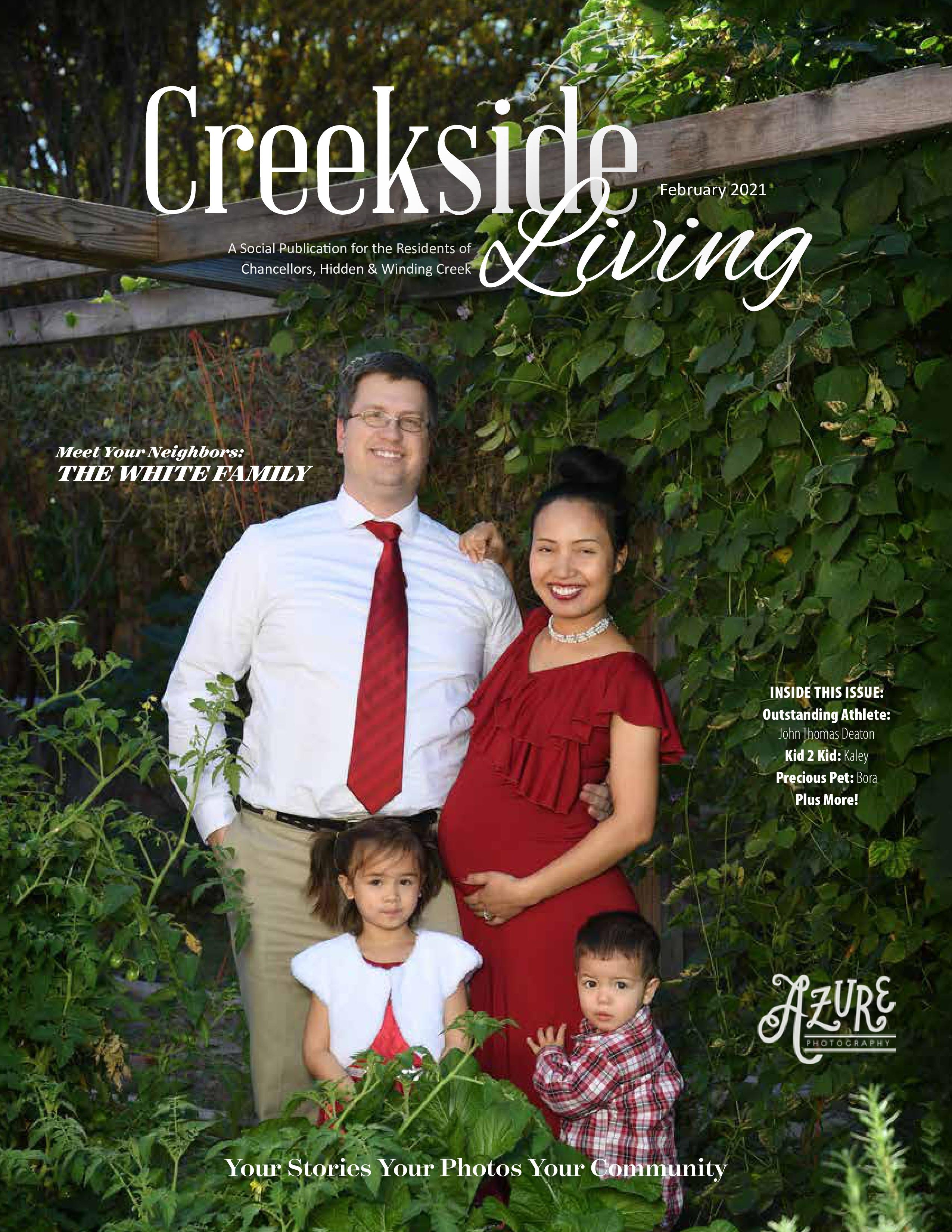 Creekside Living 2021-02-01