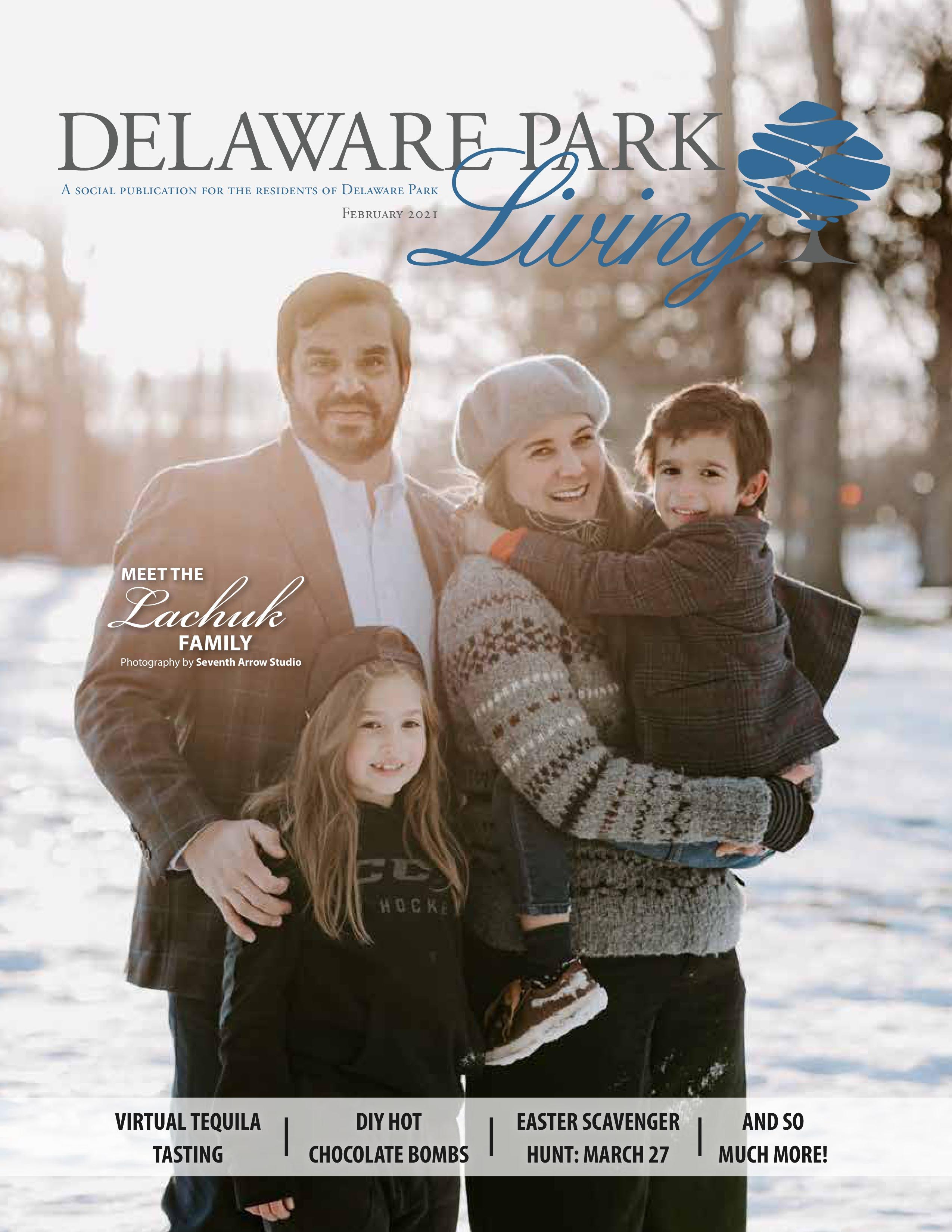 Delaware Park Living 2021-02-01