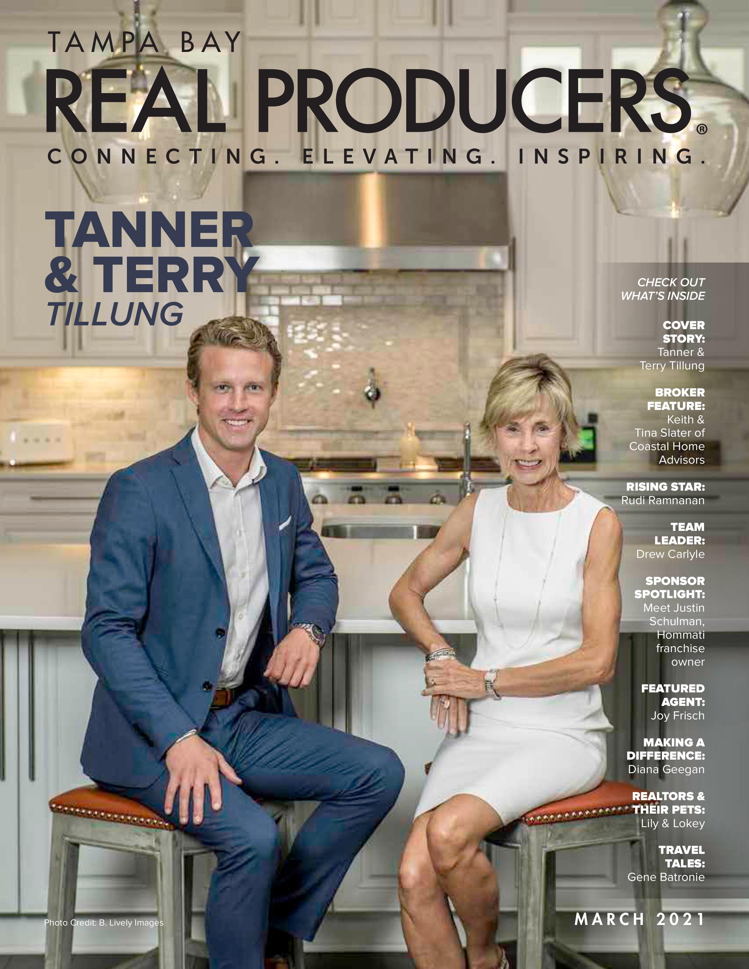 Tampa Bay Real Producers 2021-03-01
