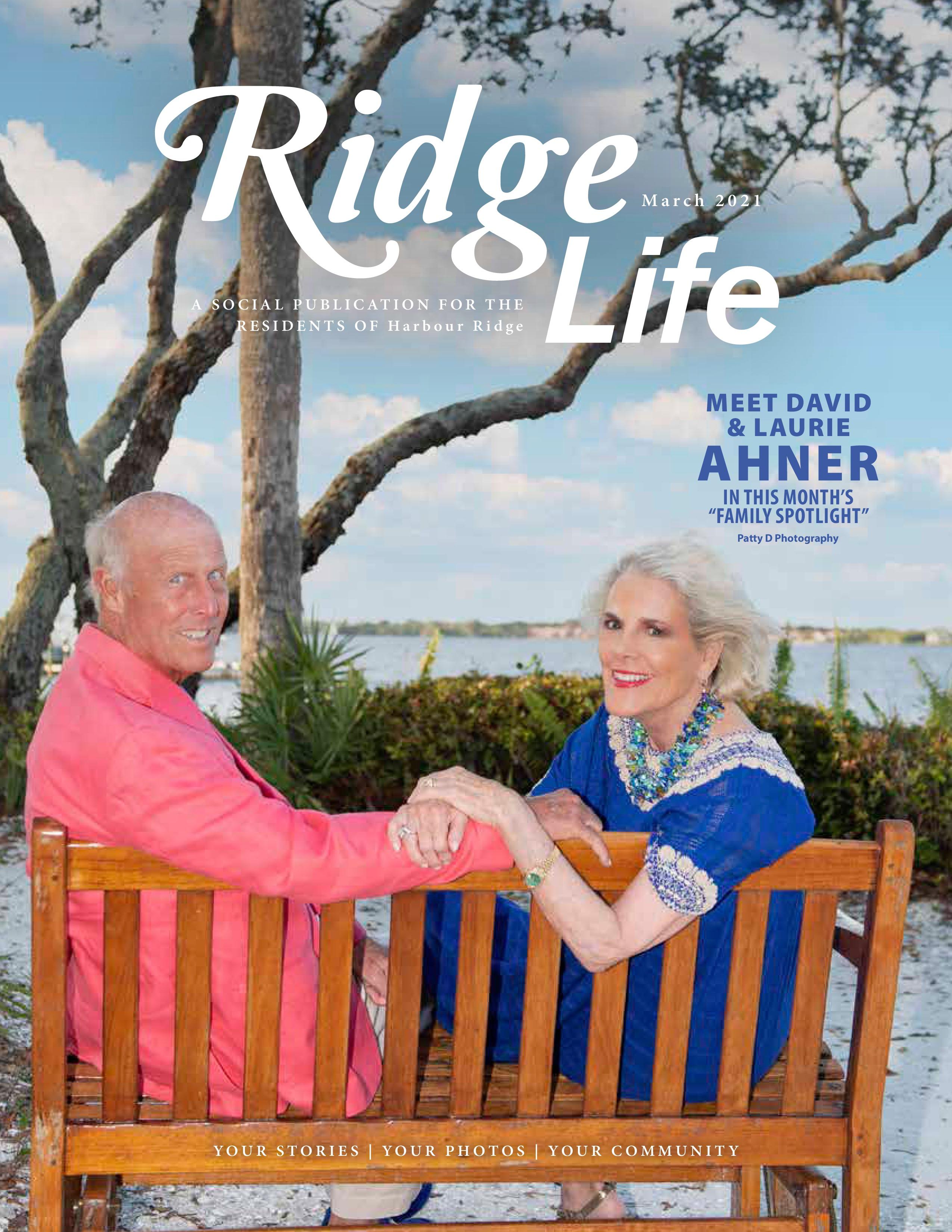 Ridge Life 2021-03-01