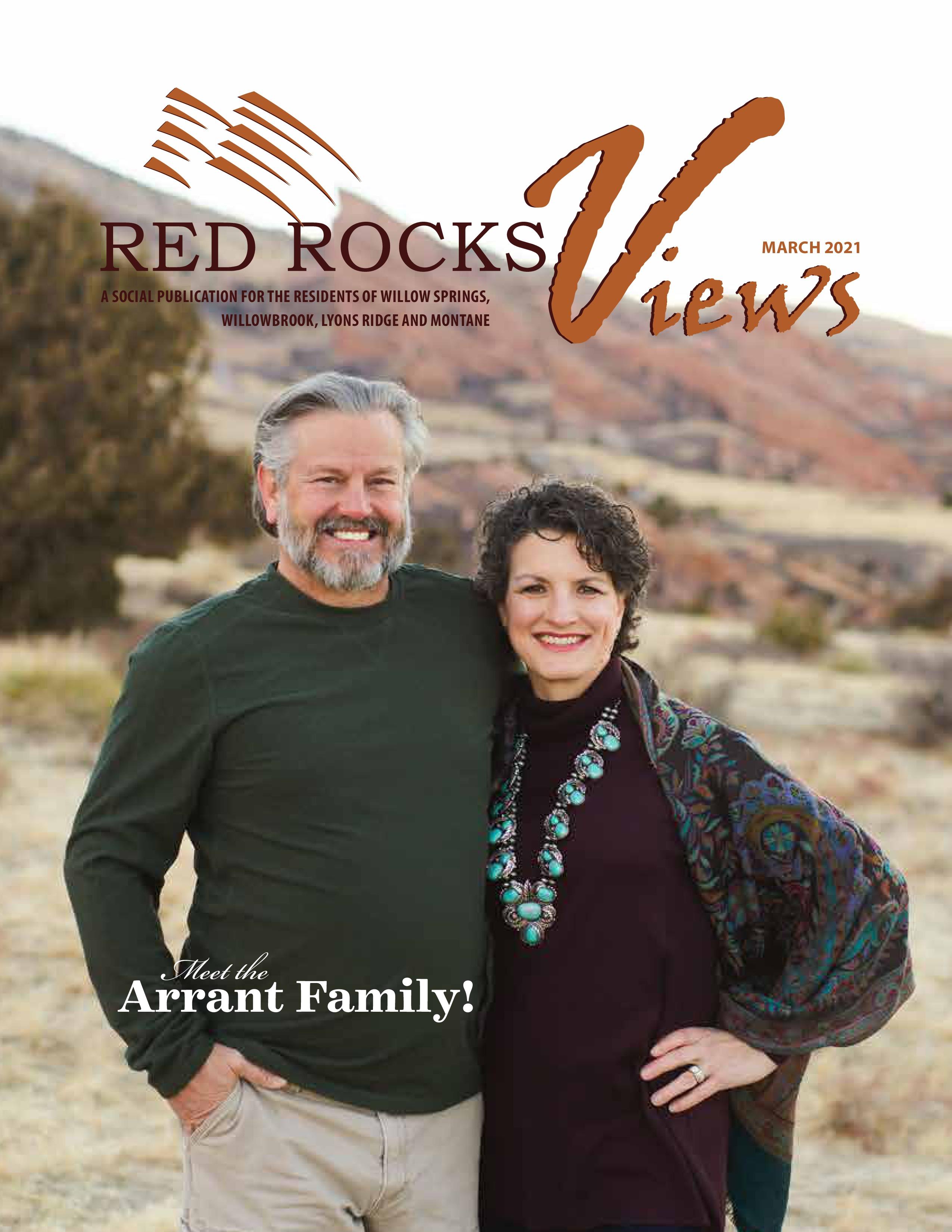Red Rocks Views 2021-03-01