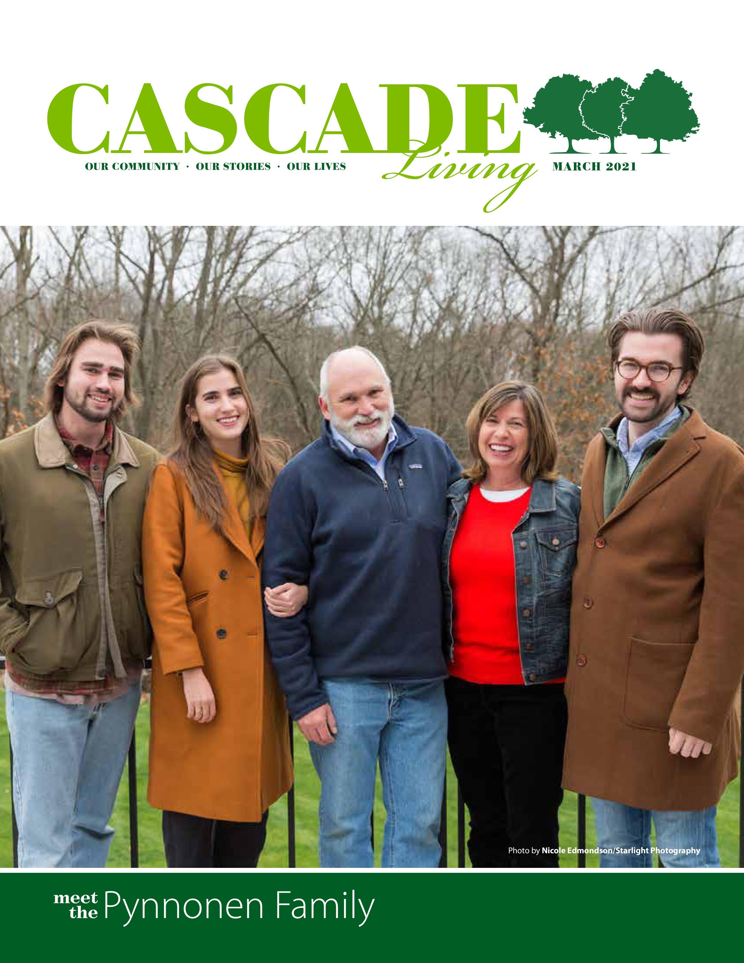 Cascade Living 2021-03-01