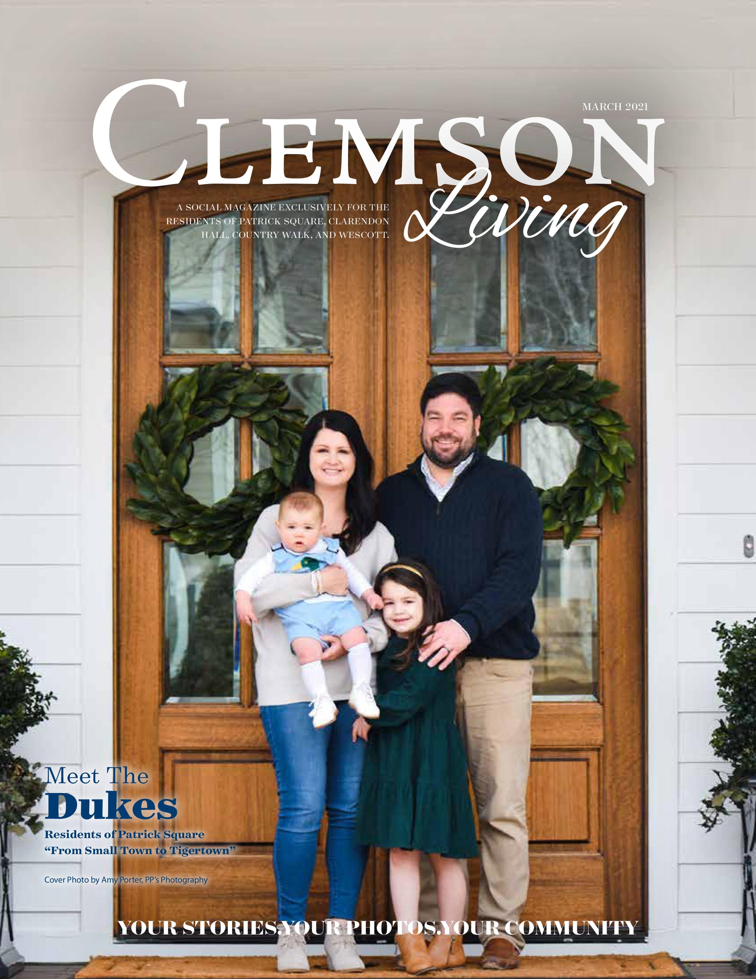 Clemson Living 2021-03-01
