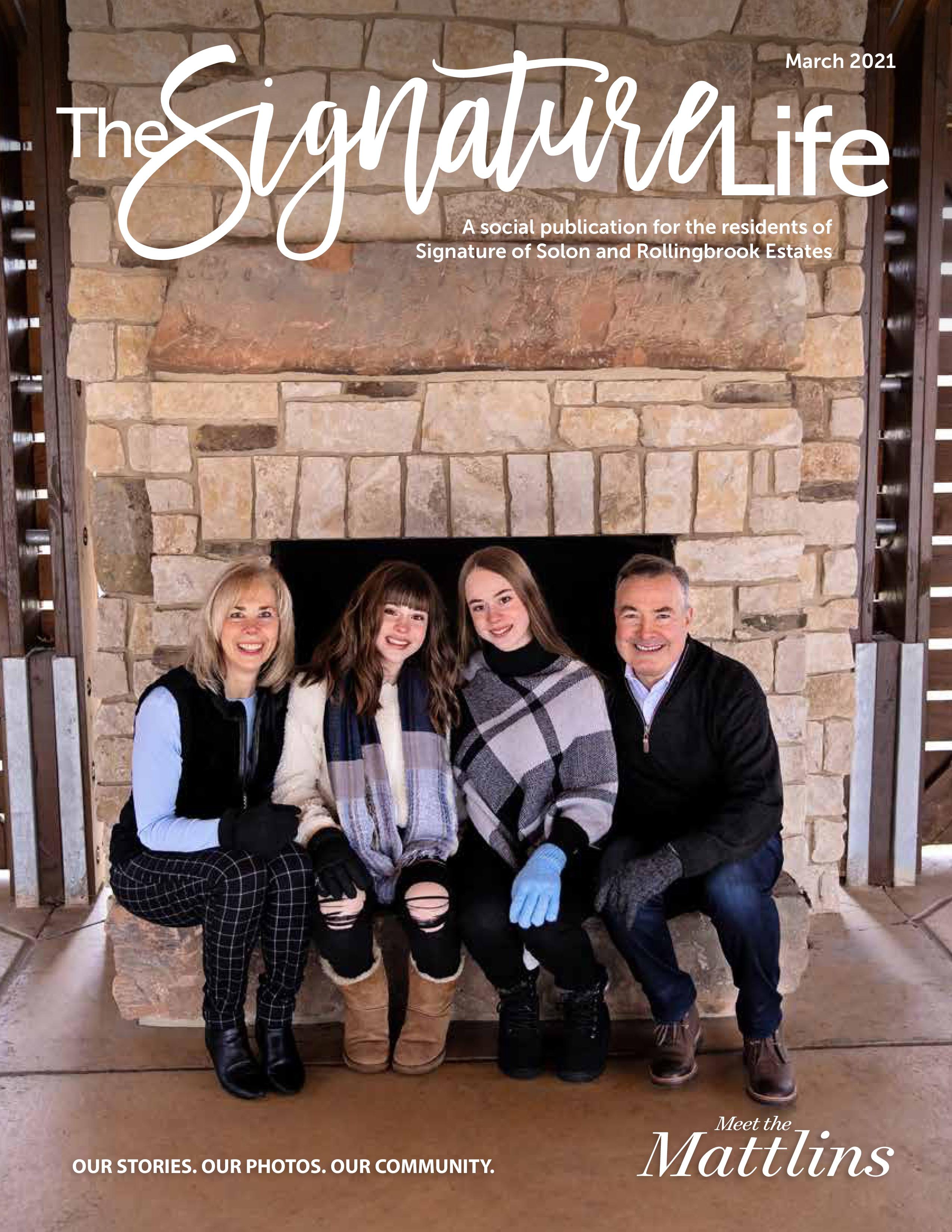 The Signature Life 2021-03-01