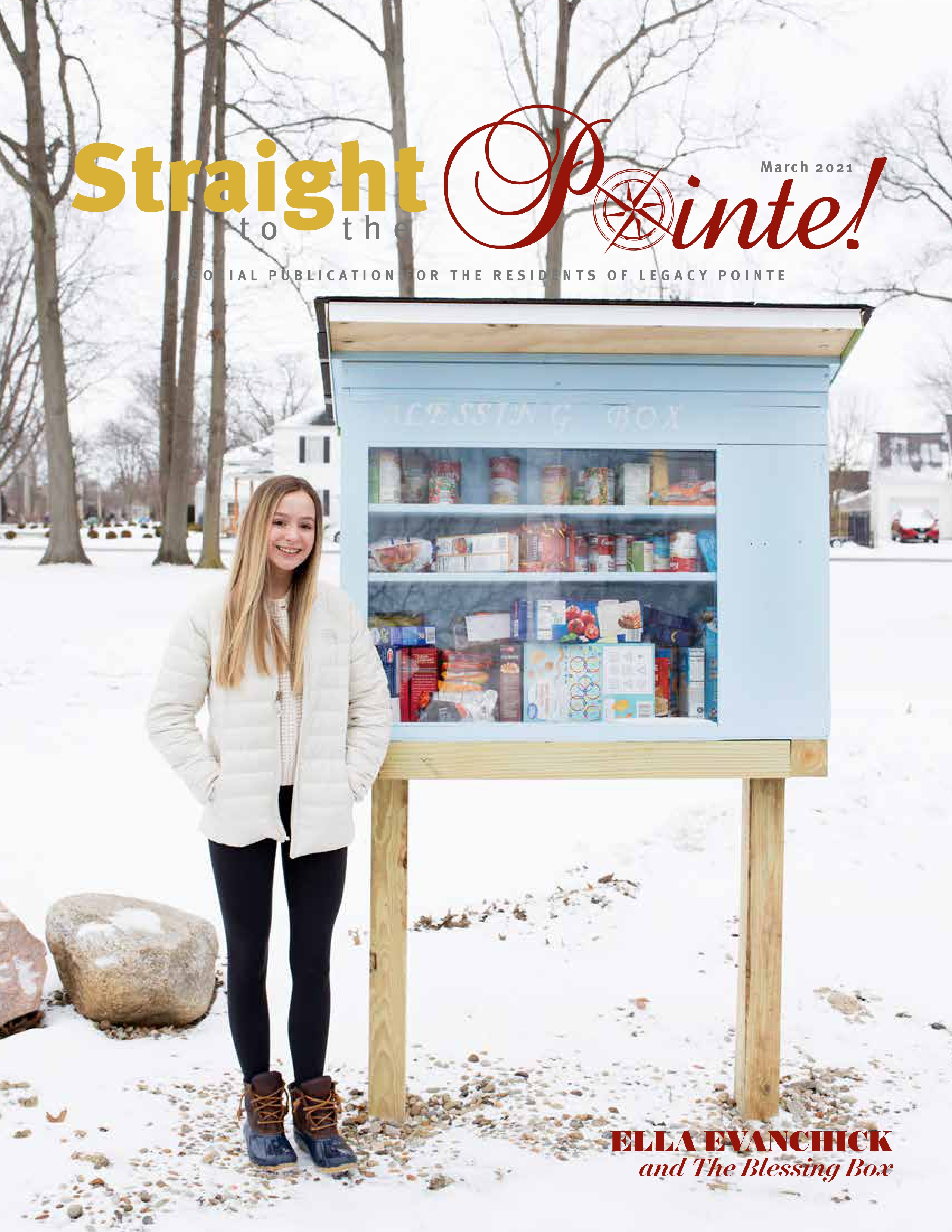 Straight to the Pointe 2021-03-01