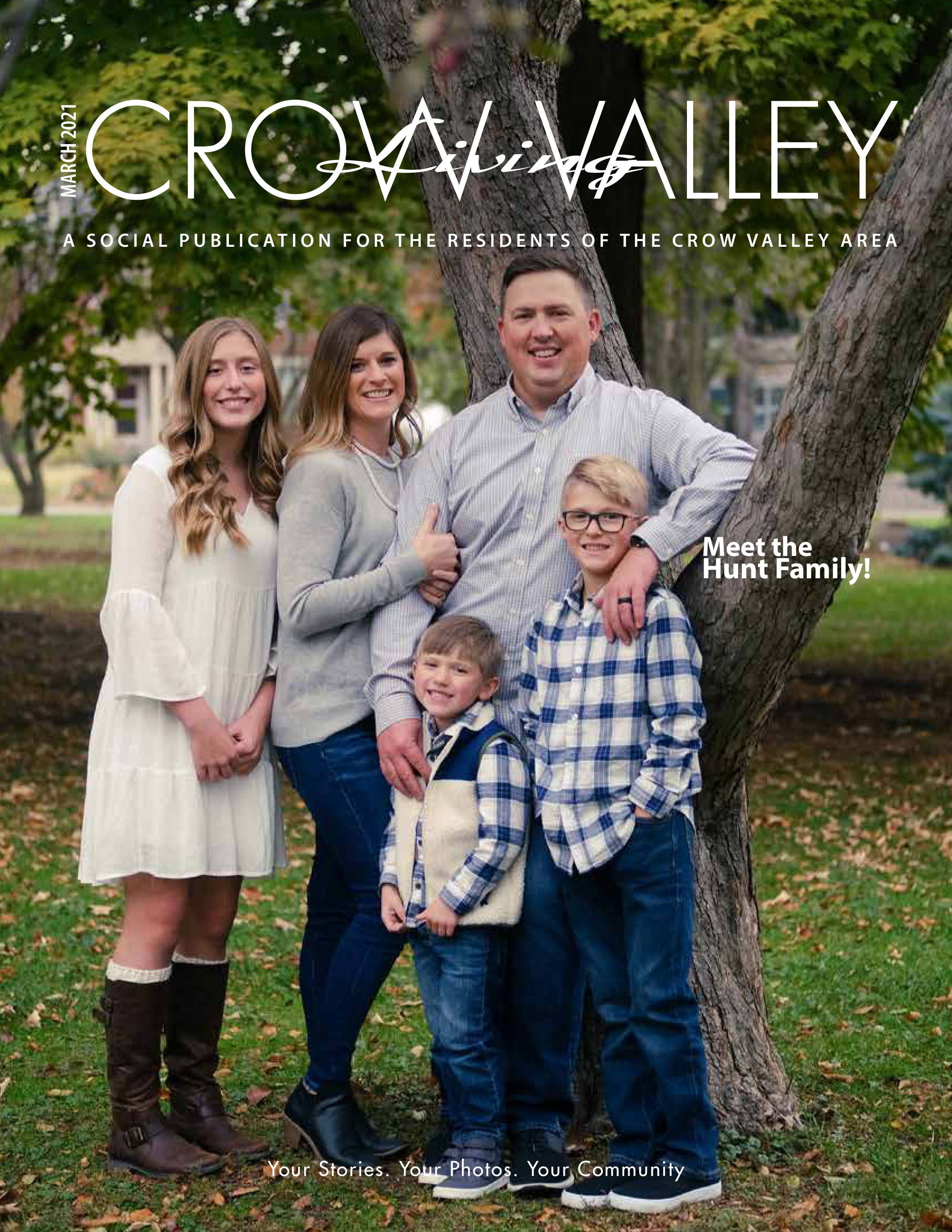 Crow Valley Living 2021-03-01