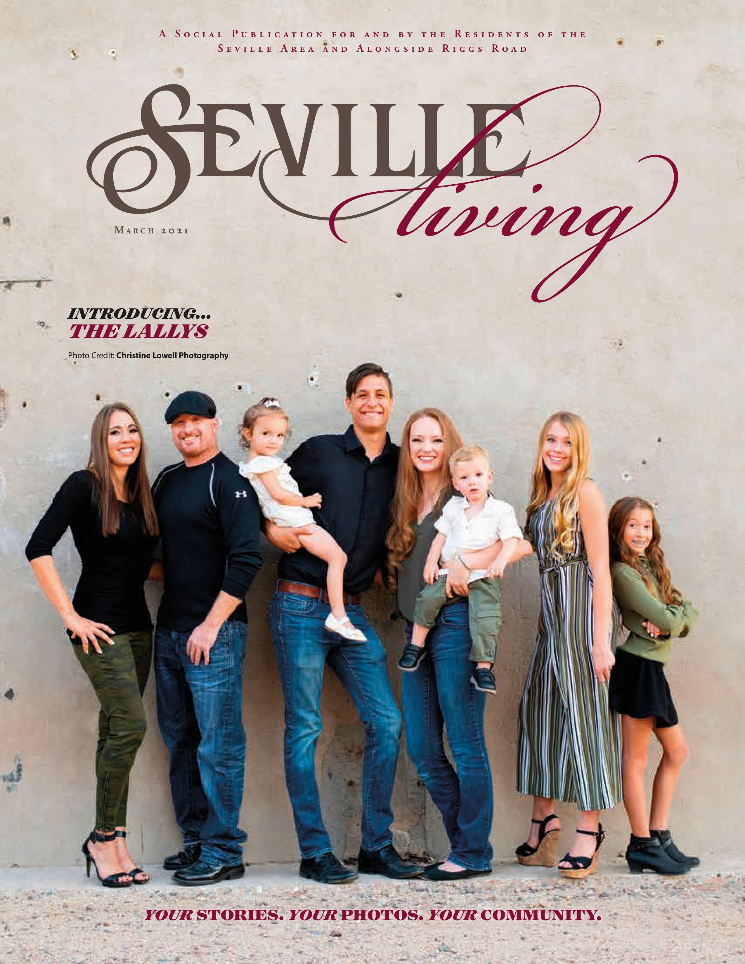 Seville Living 2021-03-01
