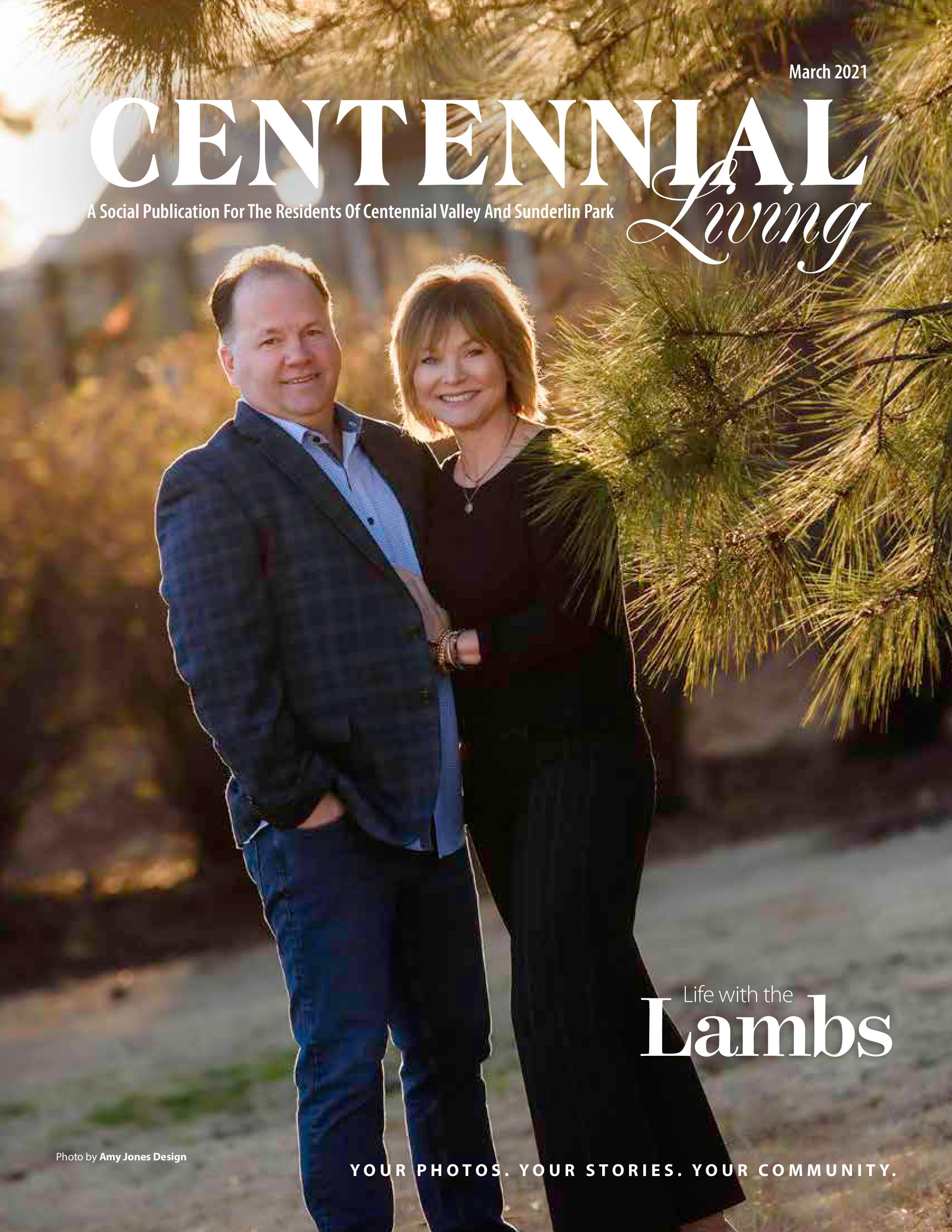 Centennial Living 2021-03-01