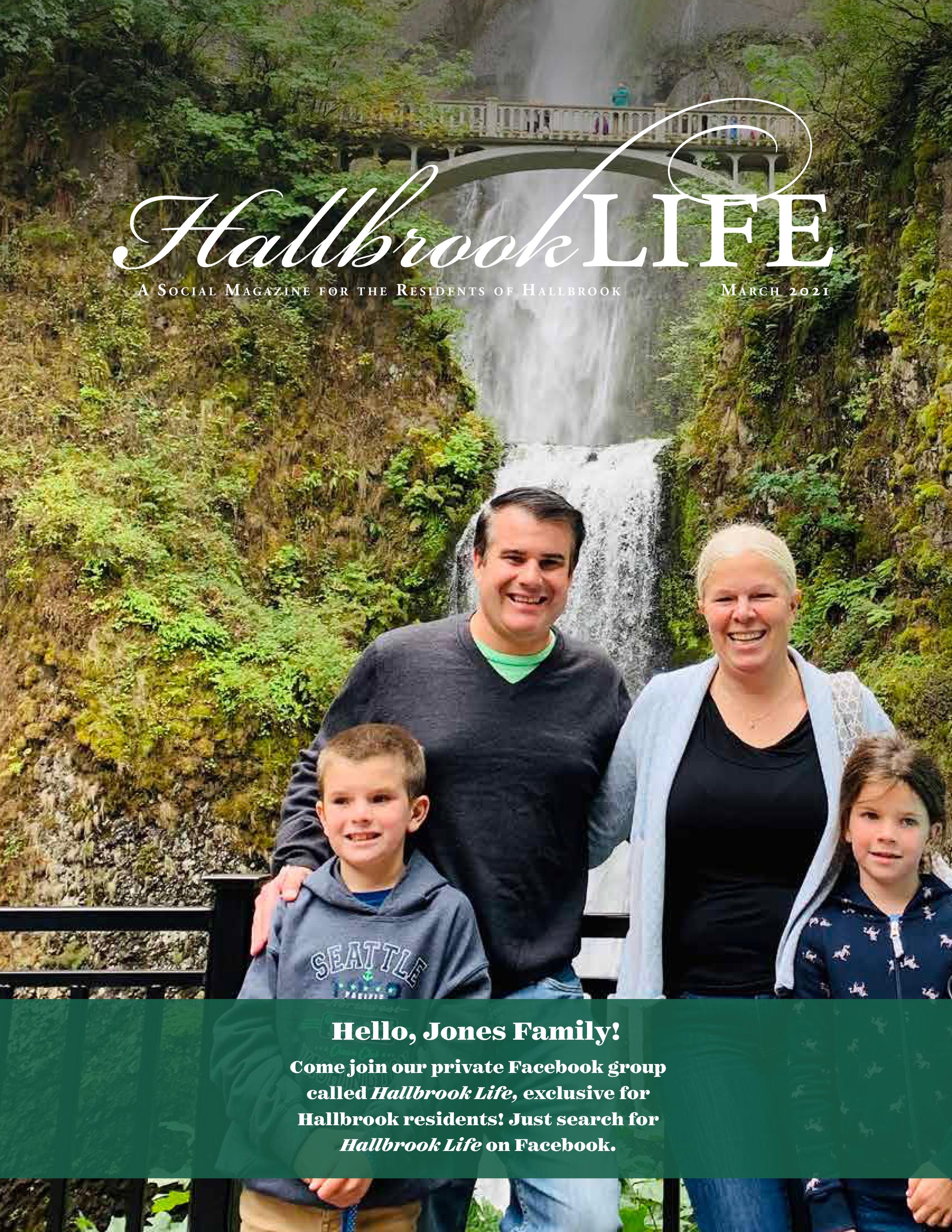 Hallbrook Life 2021-03-01