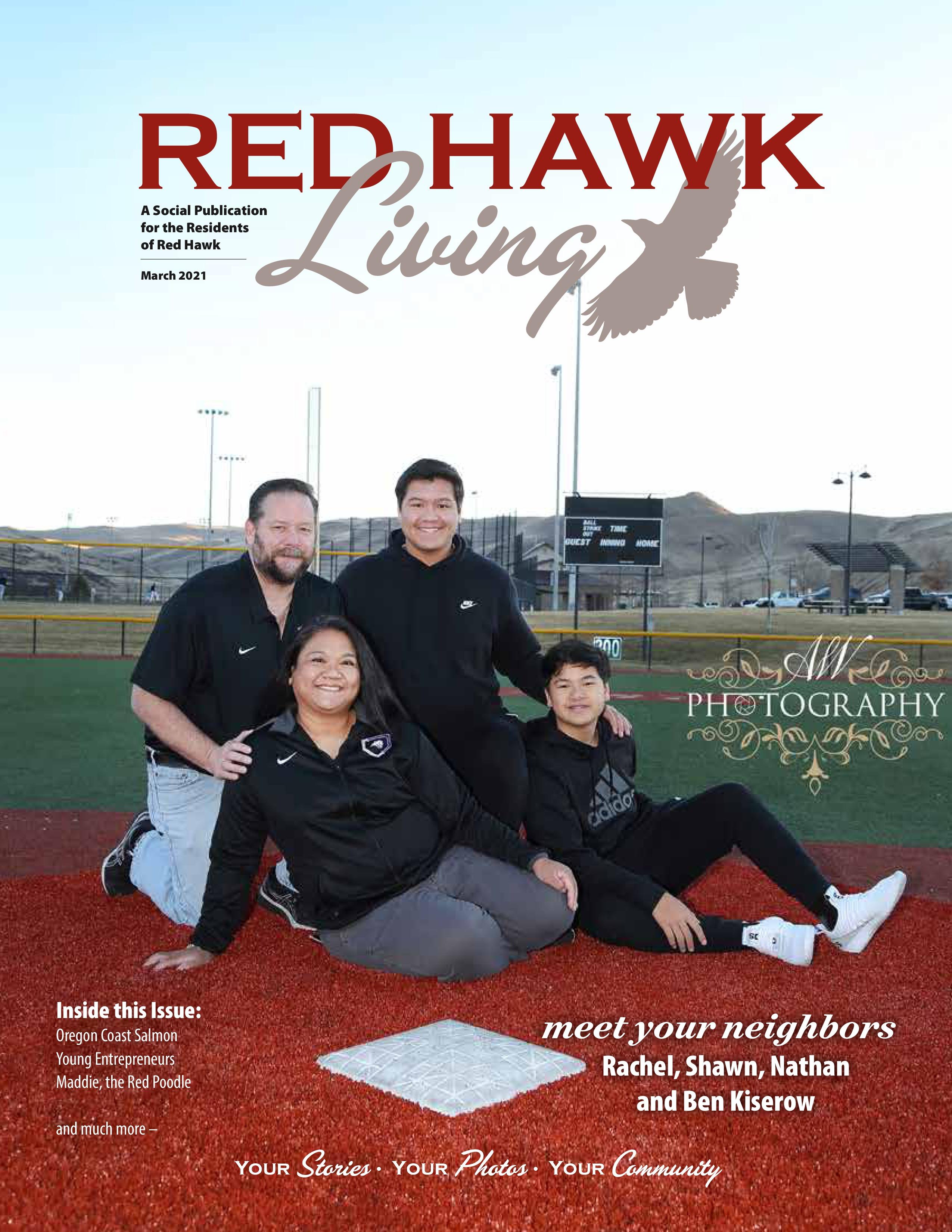 Red Hawk Living 2021-03-01