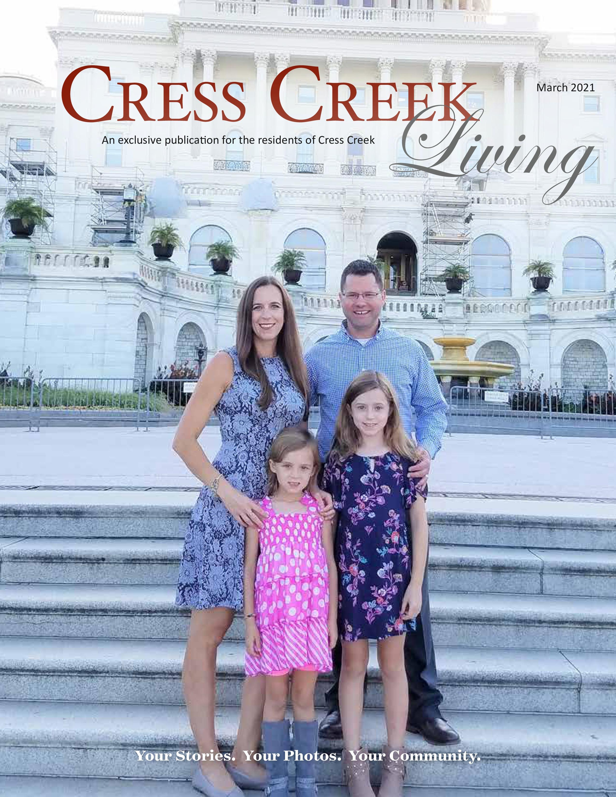 Cress Creek Living 2021-03-01