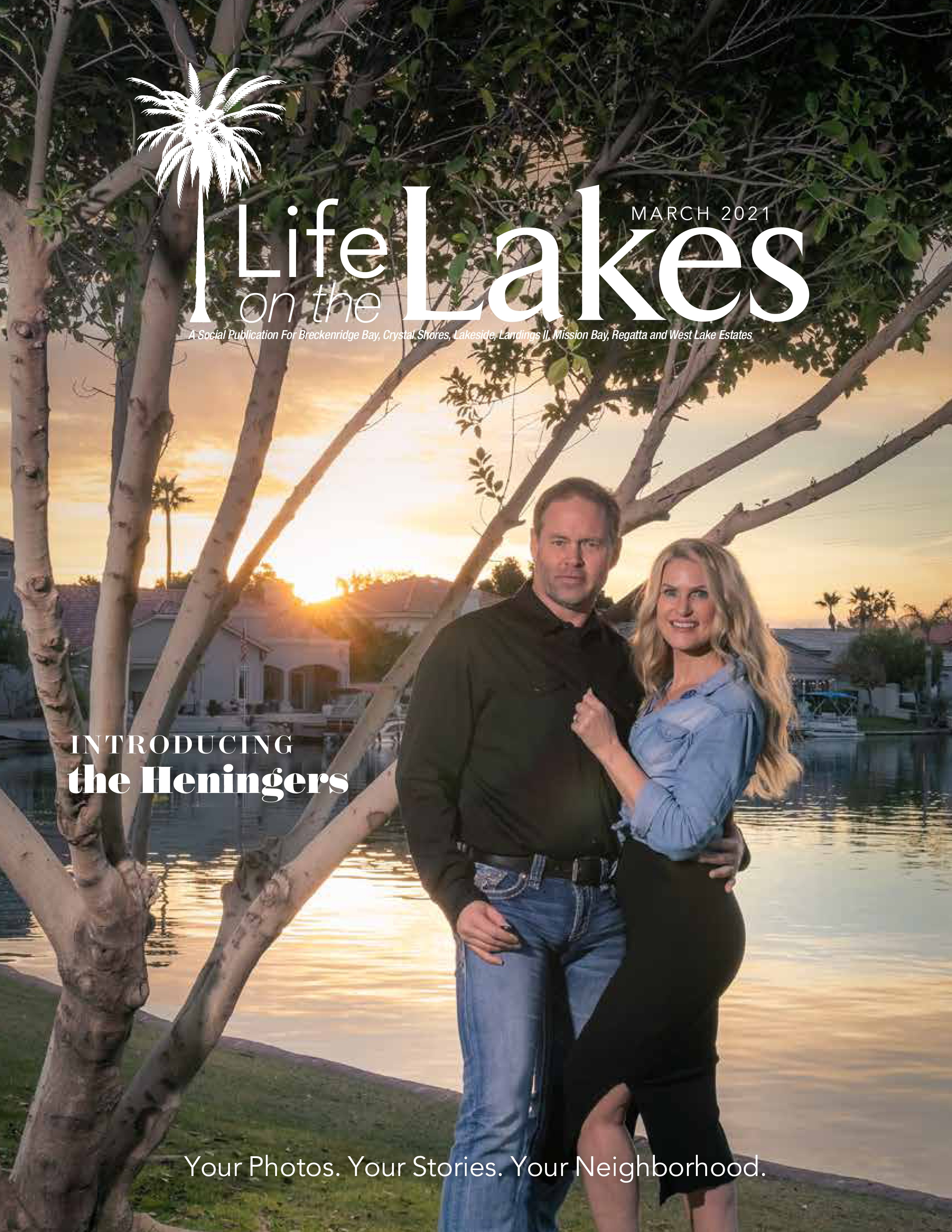 Life on the Lakes 2021-03-01
