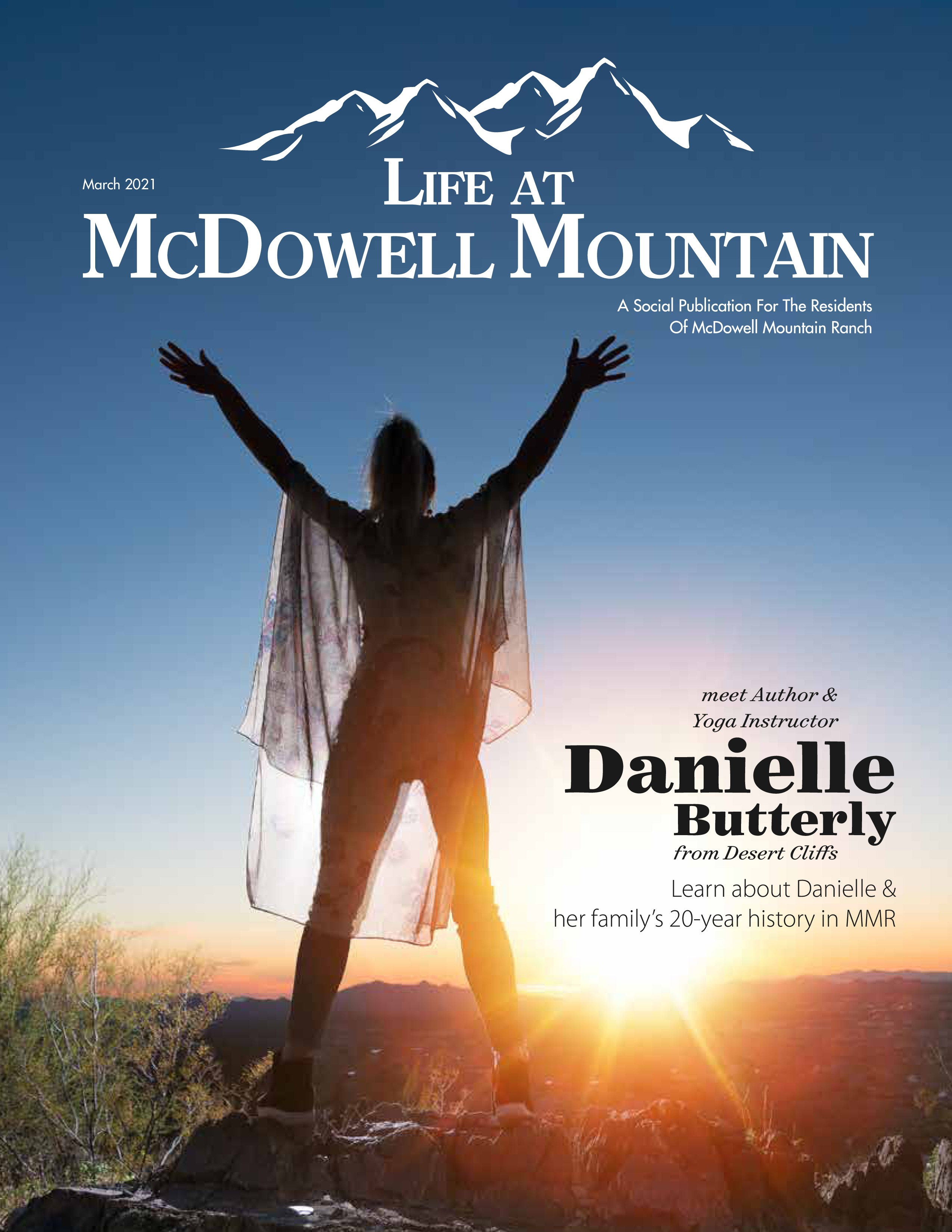 Life at McDowell Mountain 2021-03-01