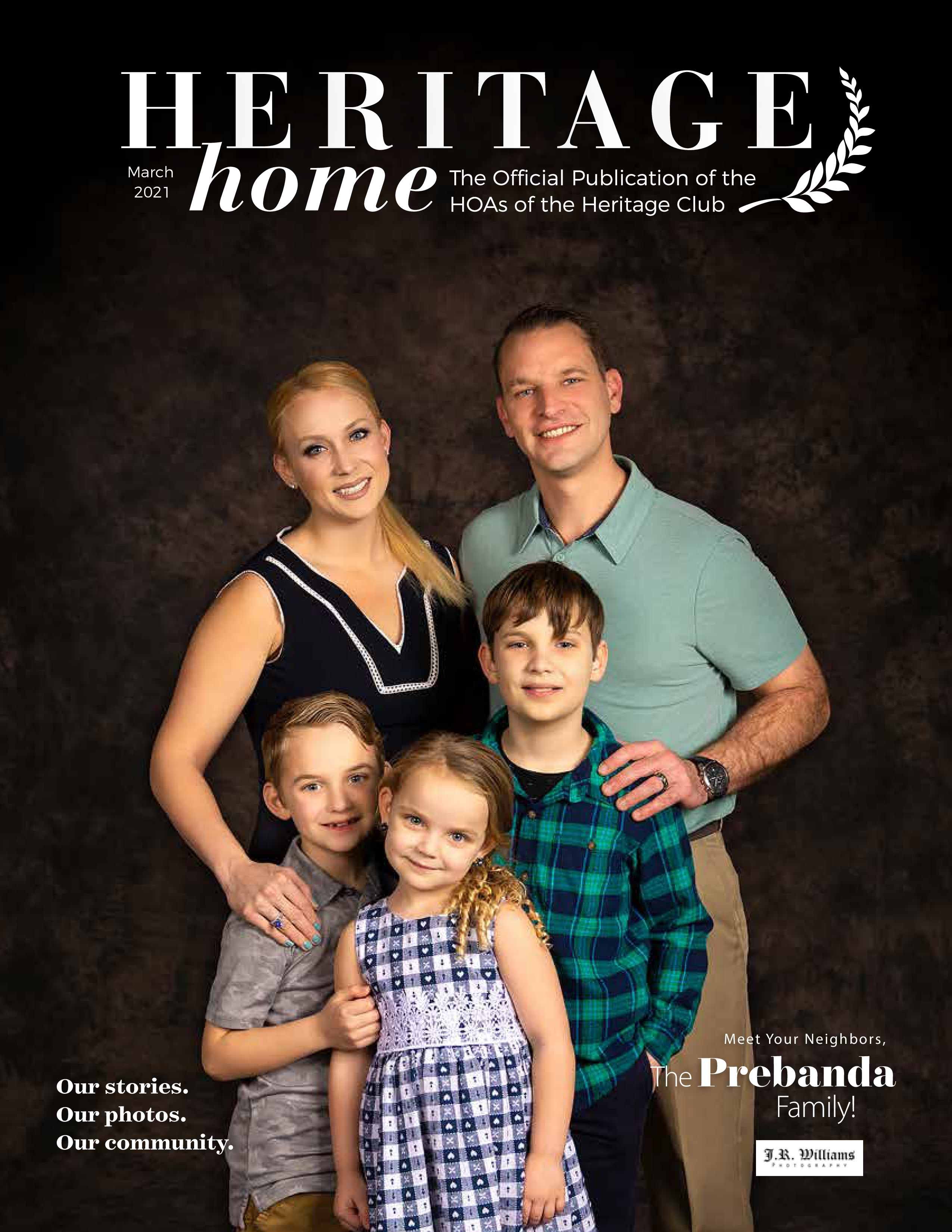 Heritage Home 2021-03-01