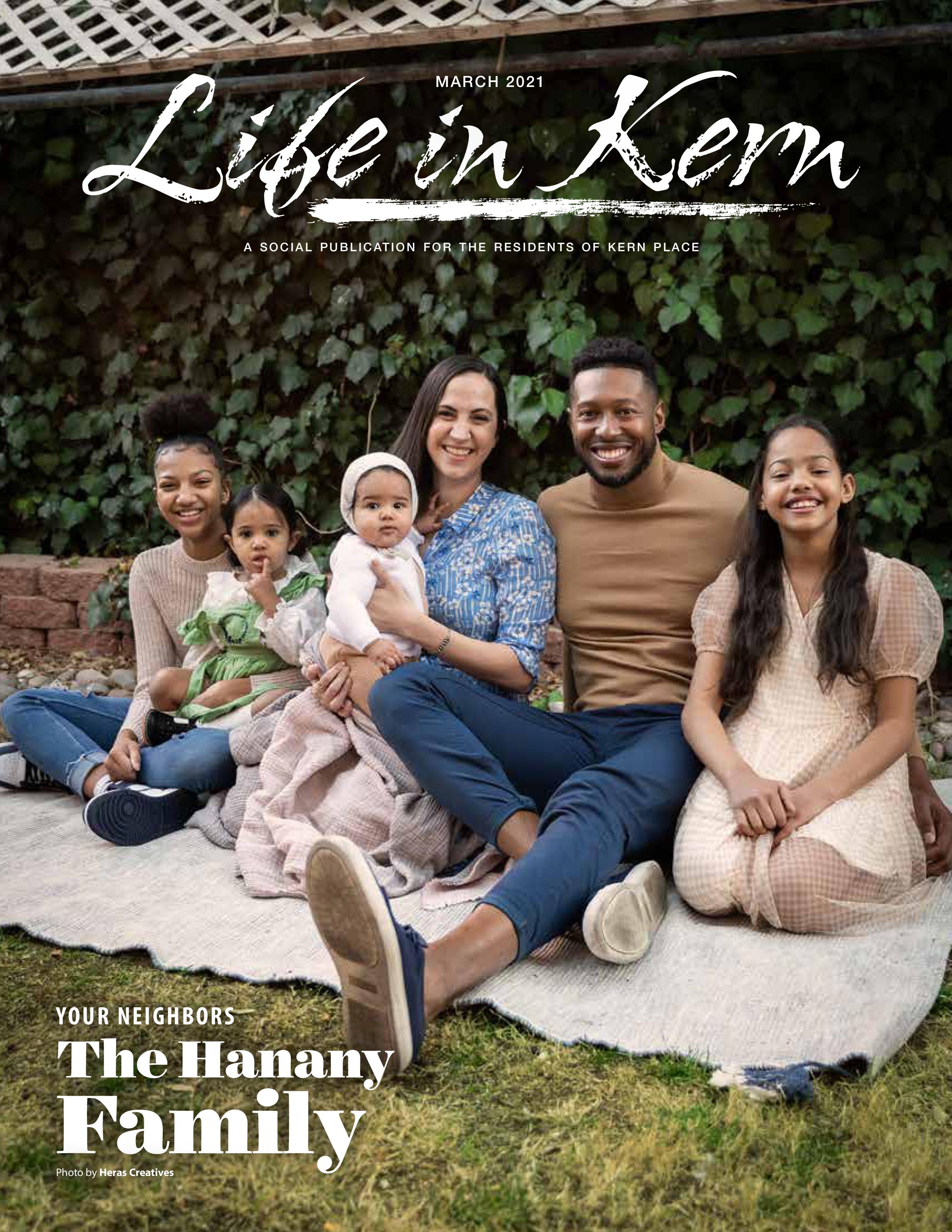 Life in Kern 2021-03-01