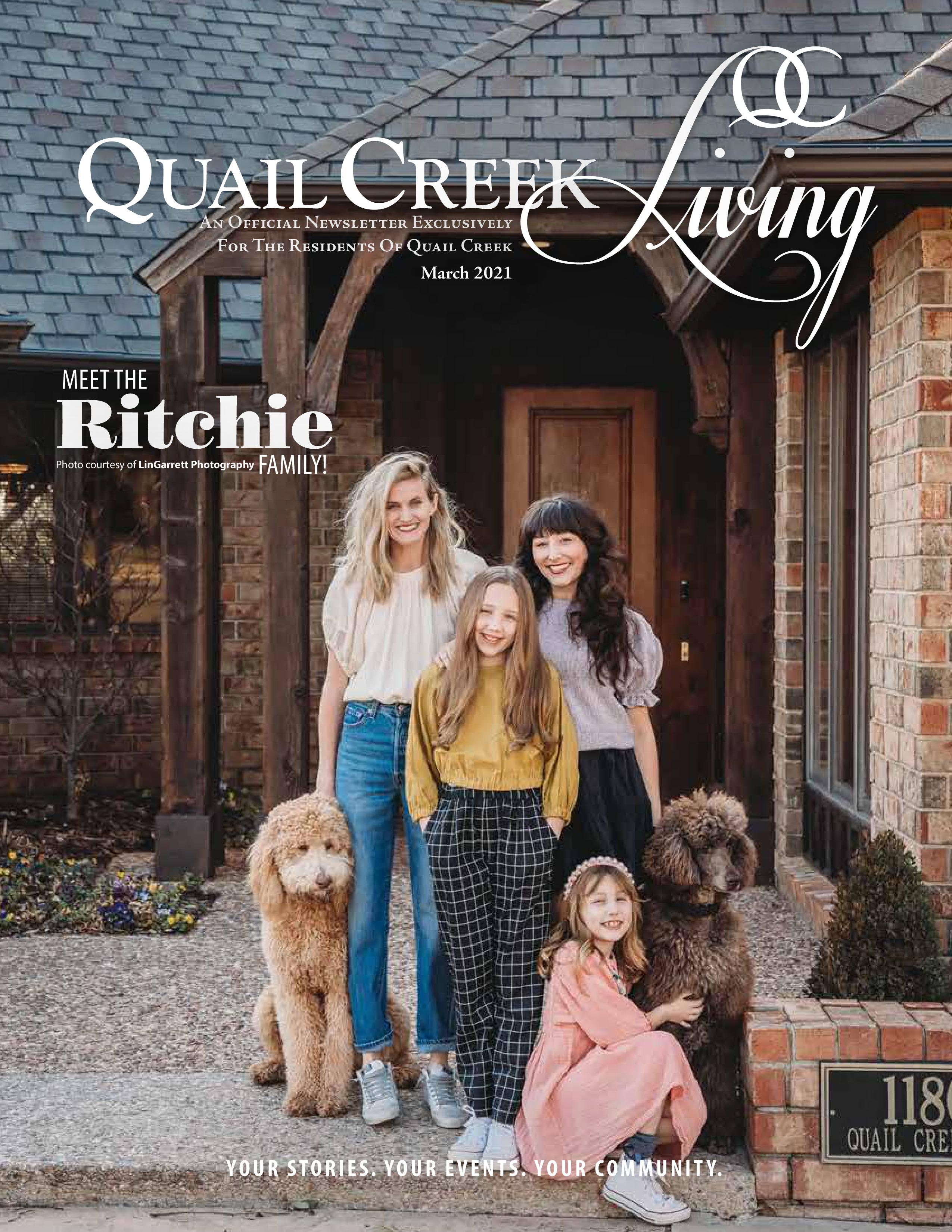 Quail Creek Living 2021-03-01