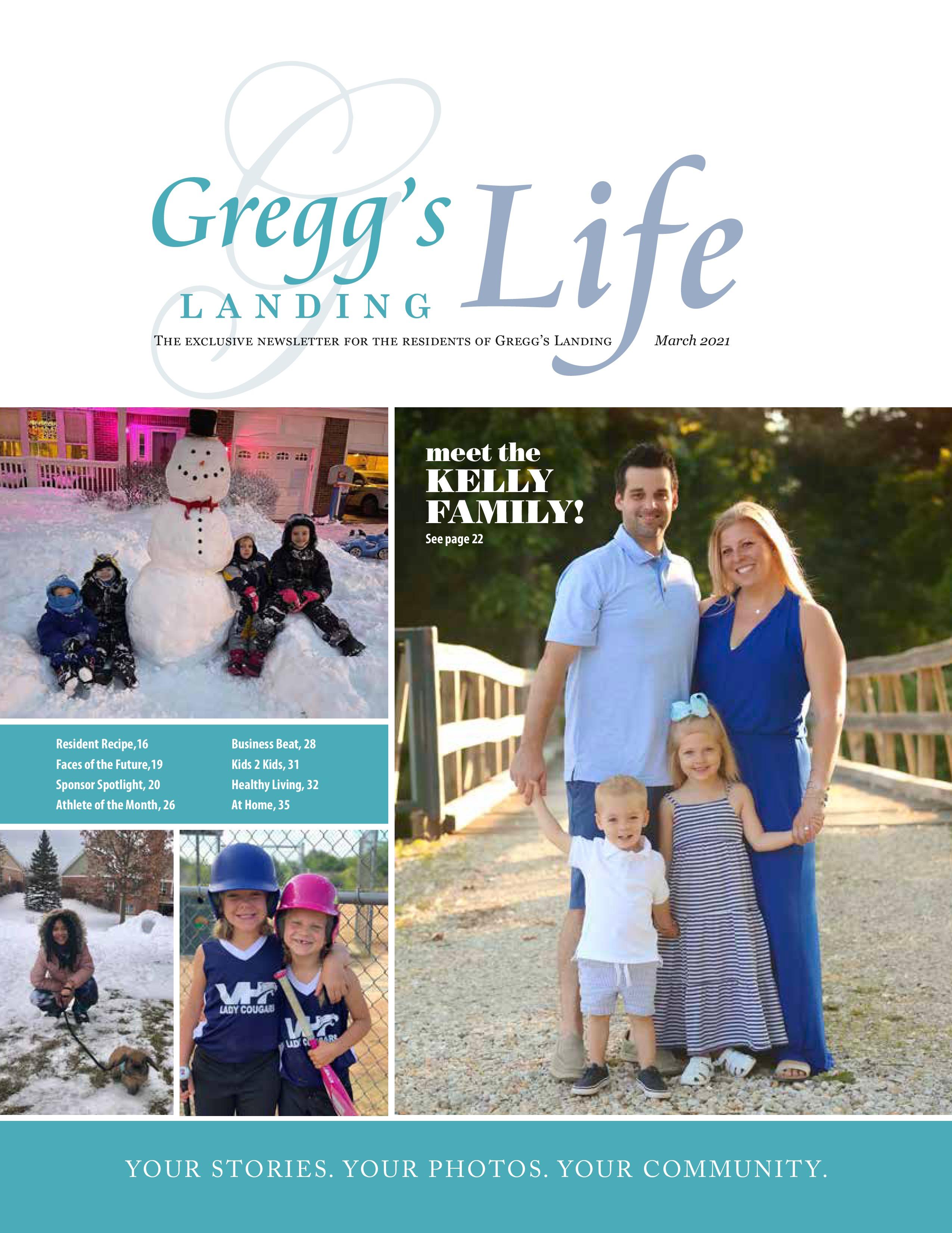 Gregg's Landing Life 2021-03-01