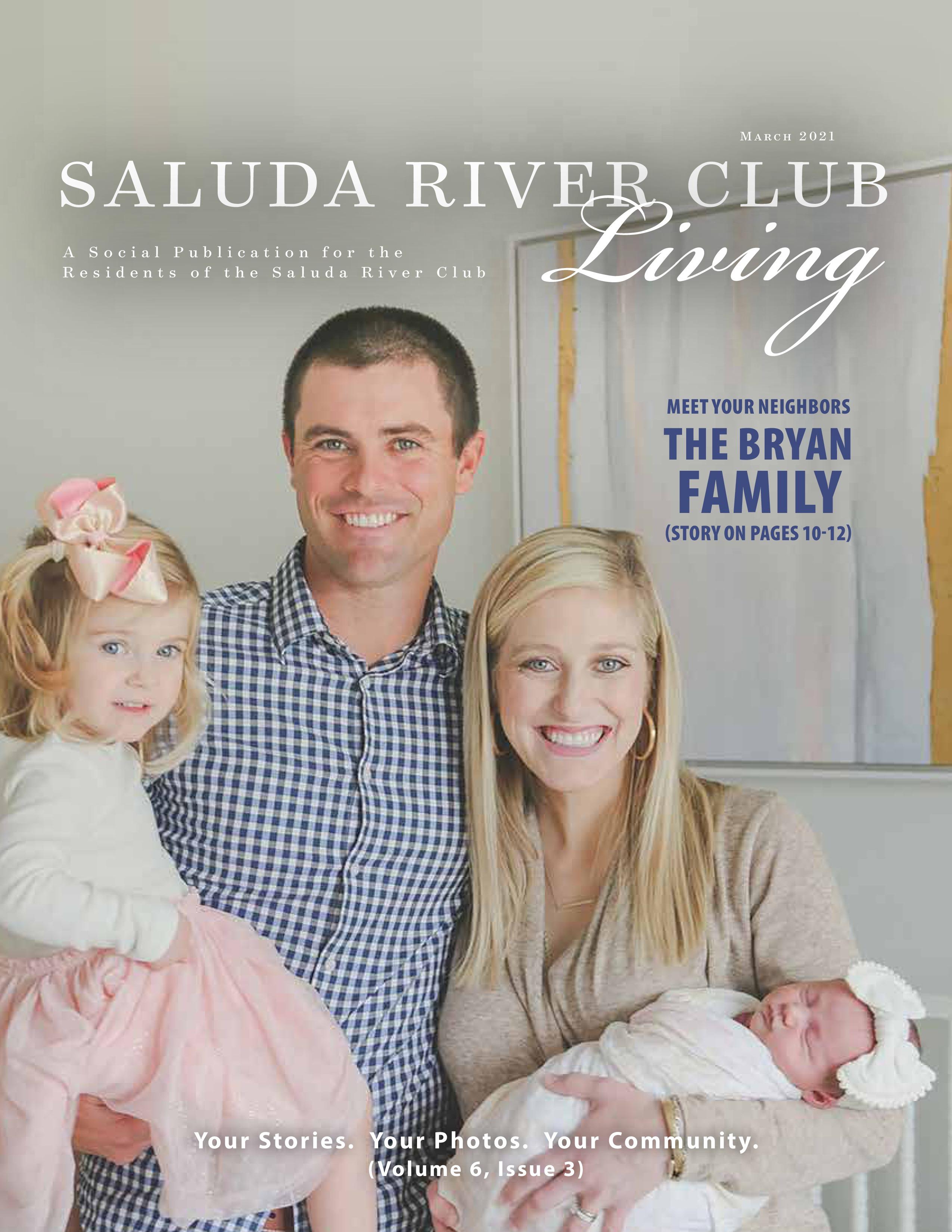 Saluda River Club Living 2021-03-01