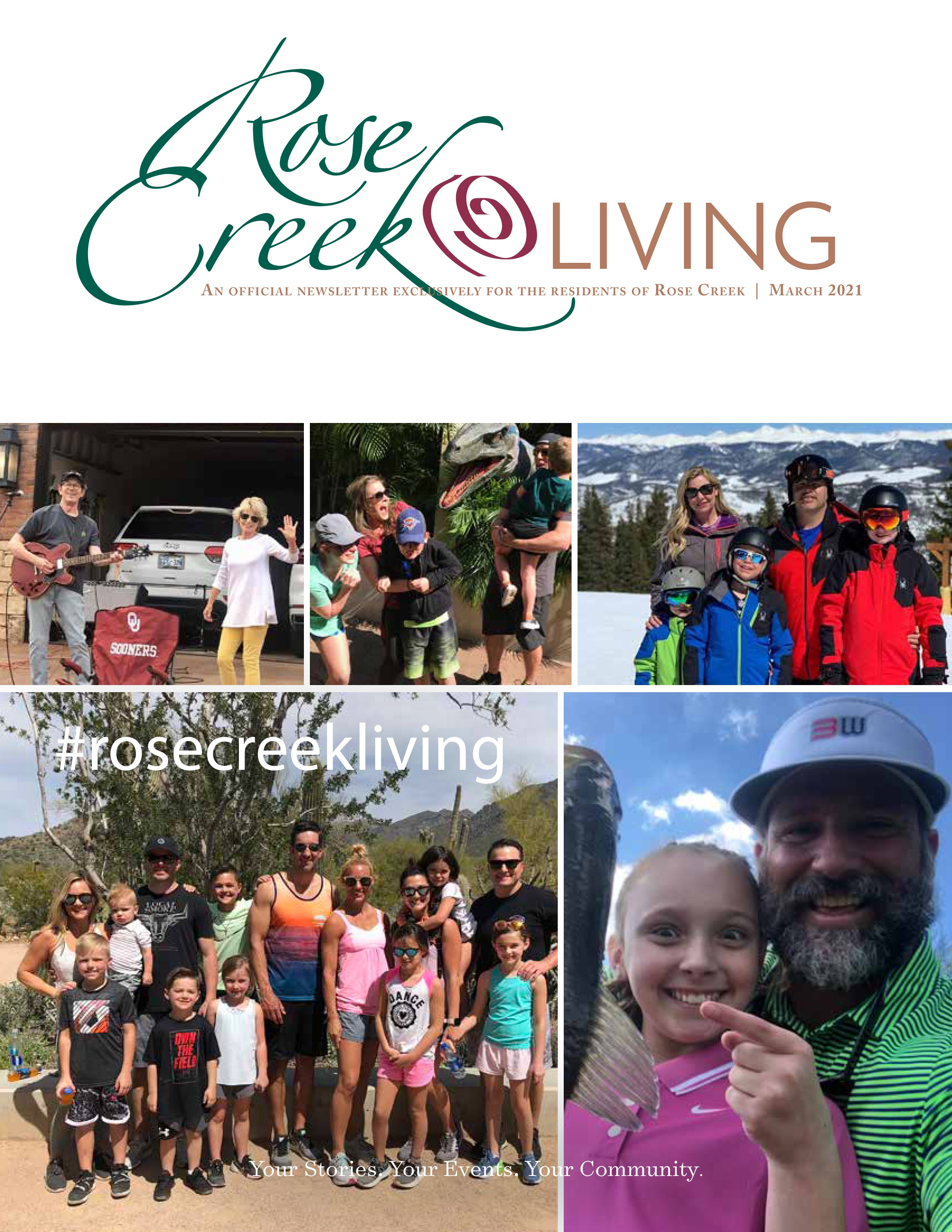 Rose Creek Living 2021-03-01