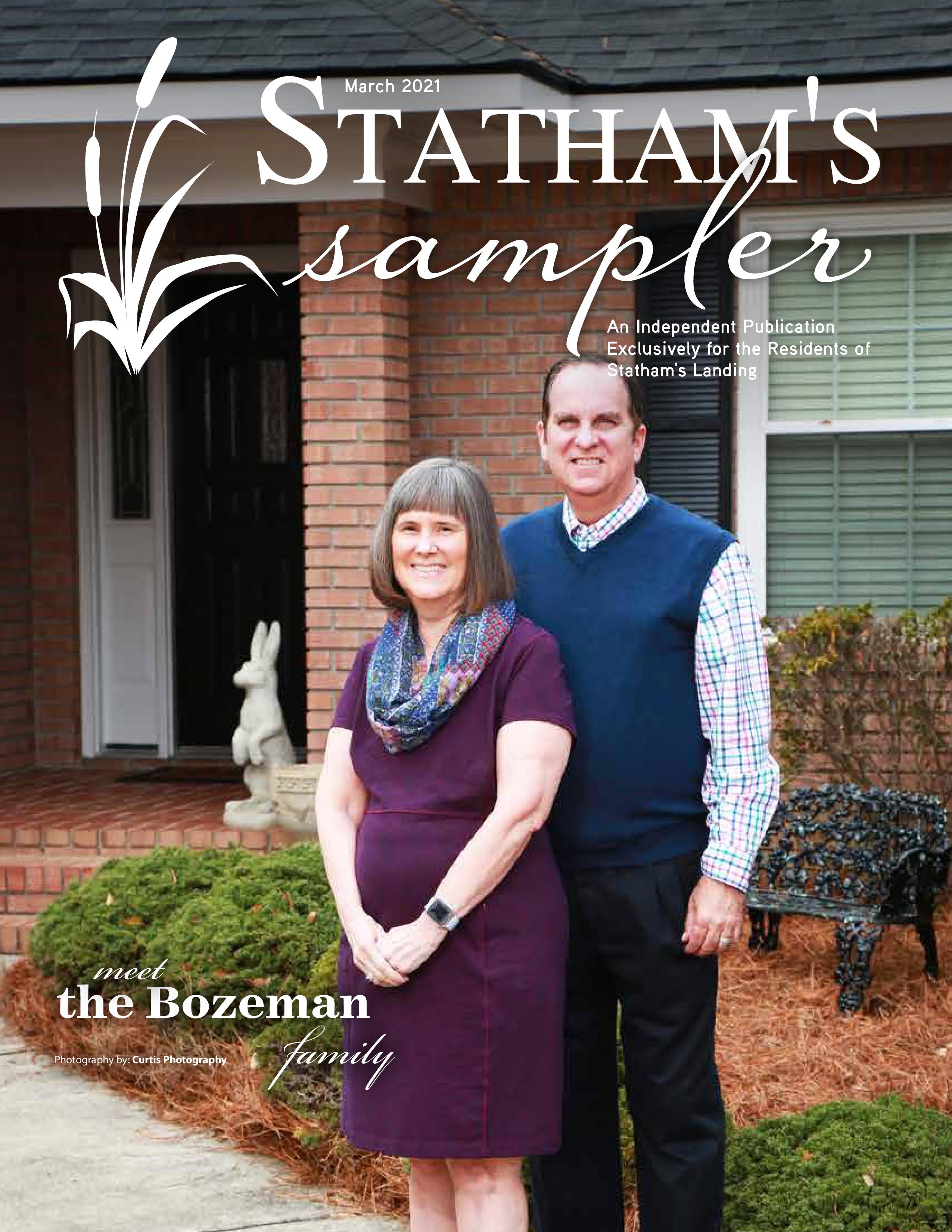 Statham's Sampler 2021-03-01