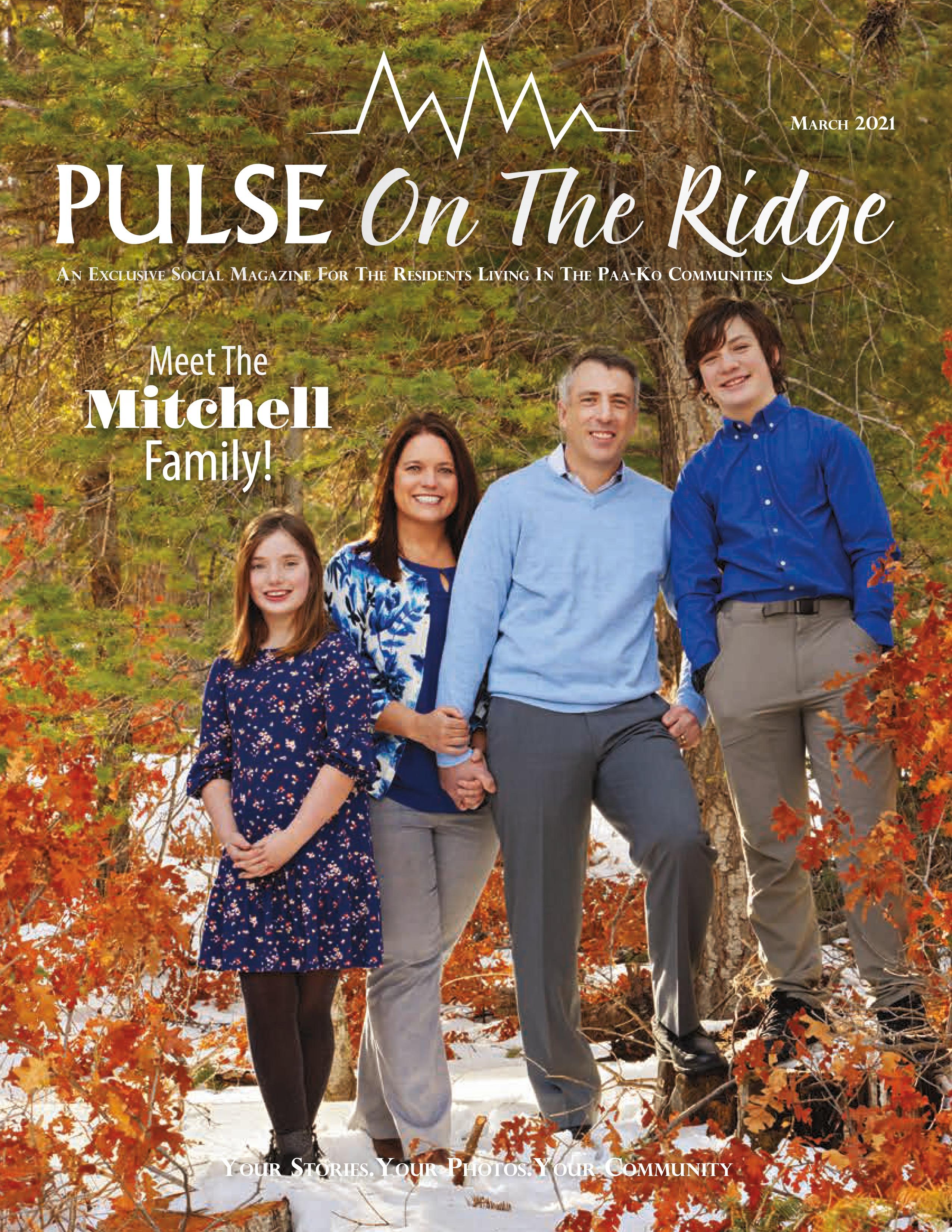 Pulse on the Ridge 2021-03-01