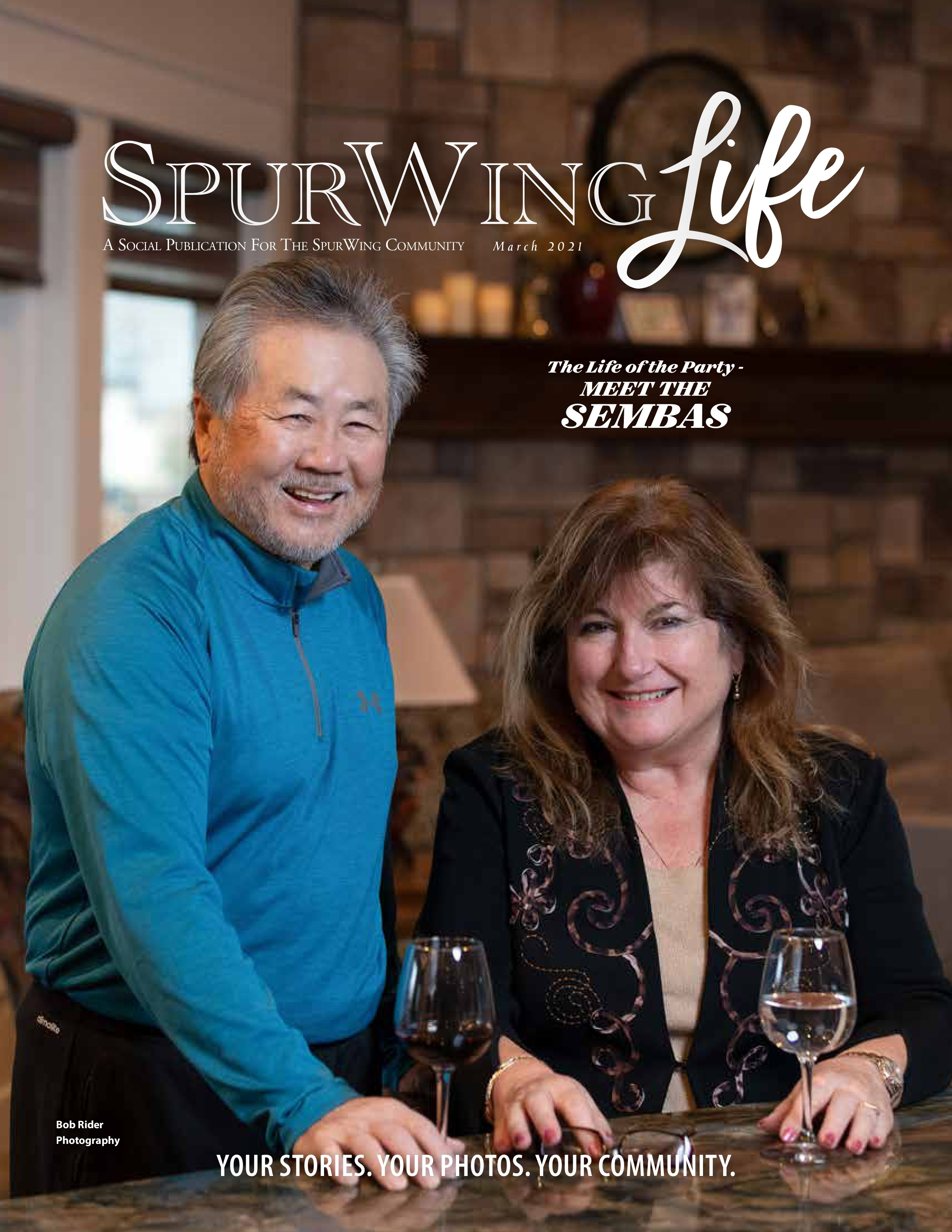 SpurWing Life 2021-03-01
