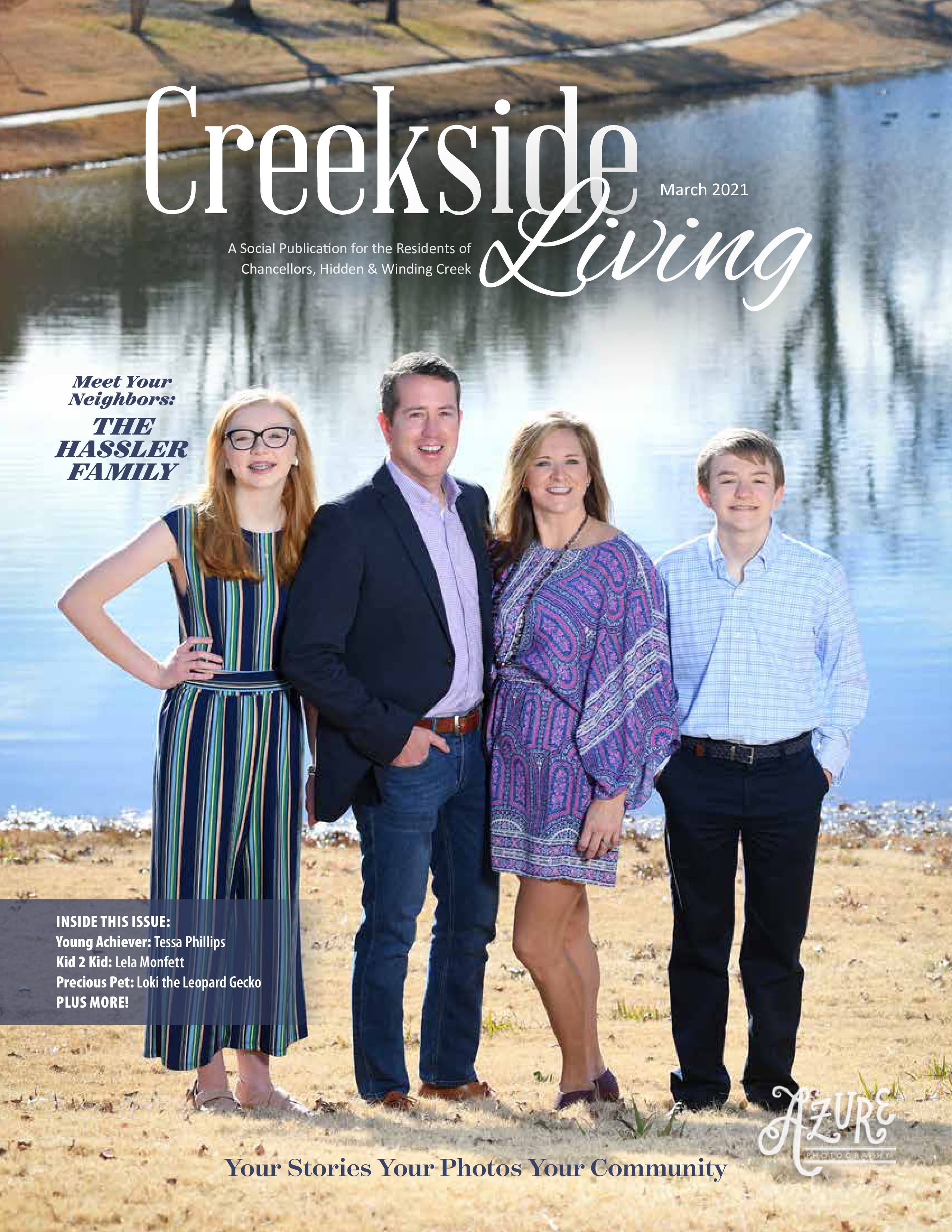 Creekside Living 2021-03-01