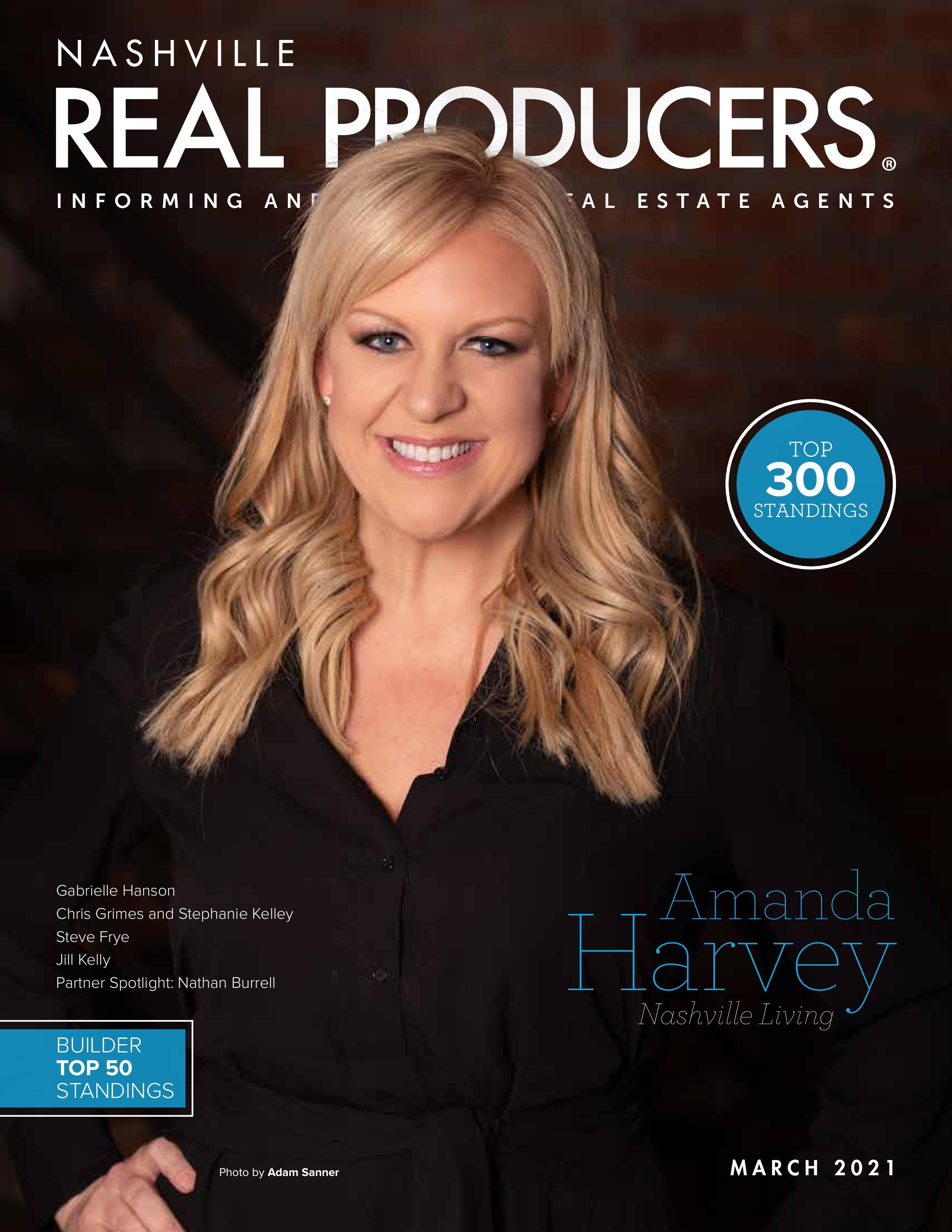 Nashville Real Producers 2021-03-01